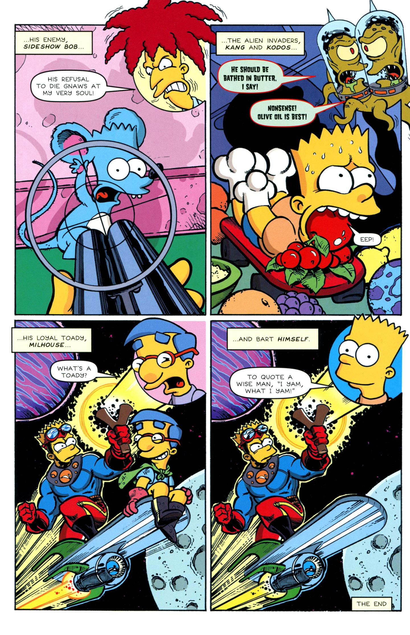 Read online Simpsons Comics Presents Bart Simpson comic -  Issue #74 - 17