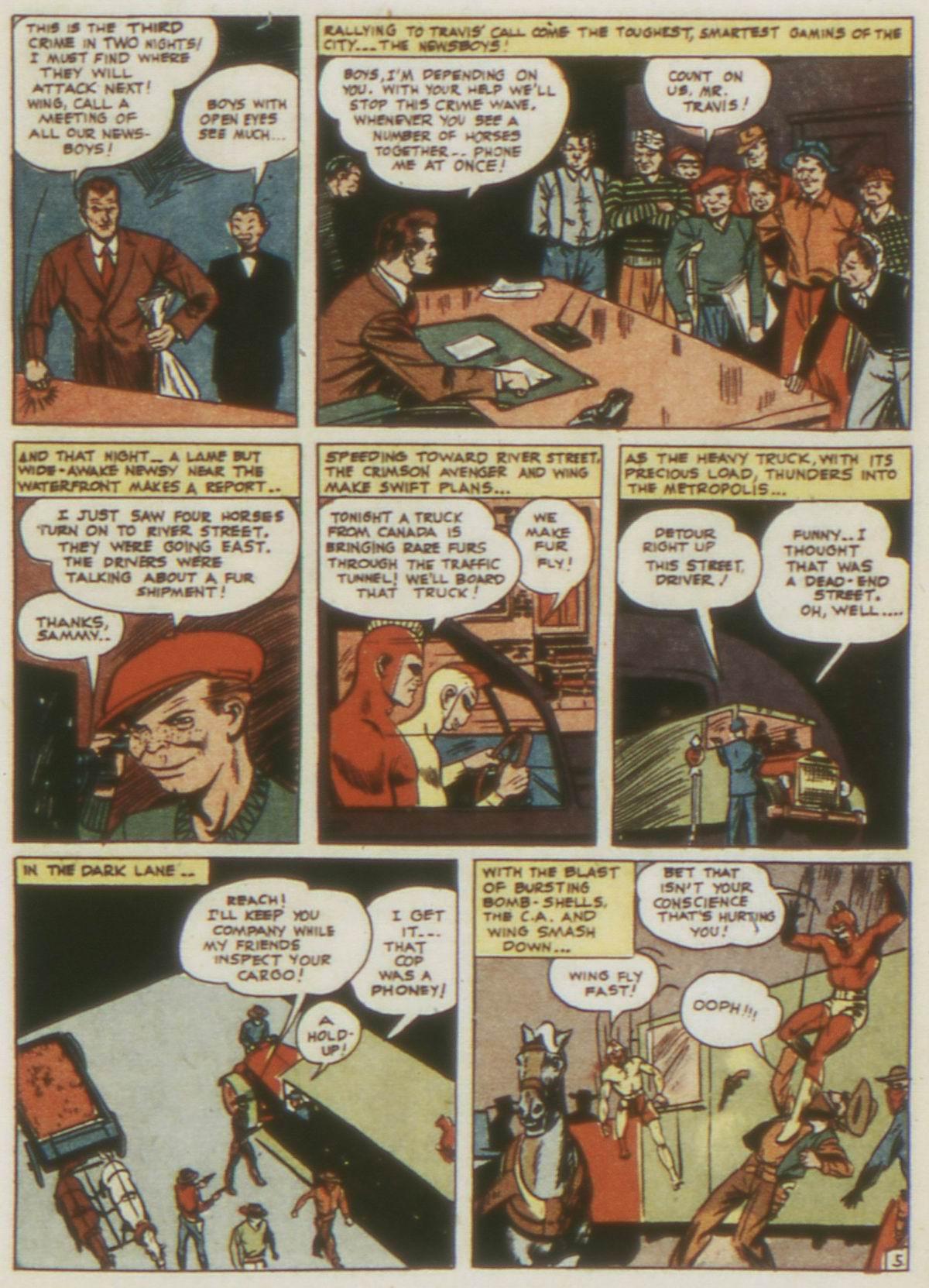 Read online Detective Comics (1937) comic -  Issue #77 - 29