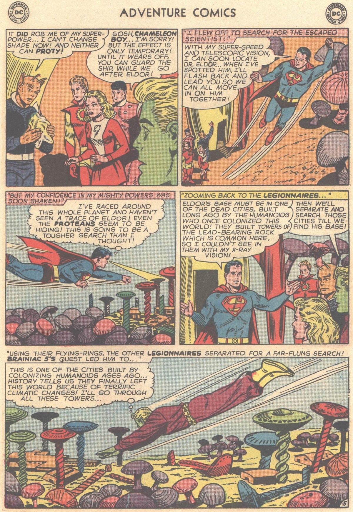 Read online Adventure Comics (1938) comic -  Issue #334 - 7