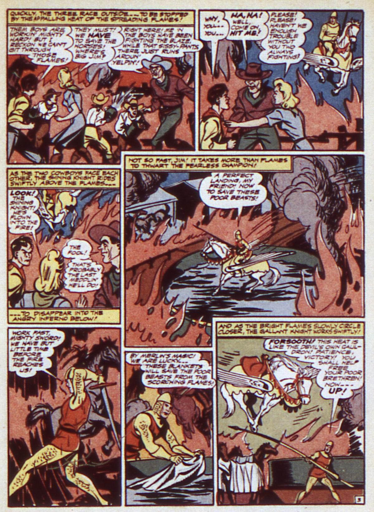 Read online Adventure Comics (1938) comic -  Issue #84 - 29