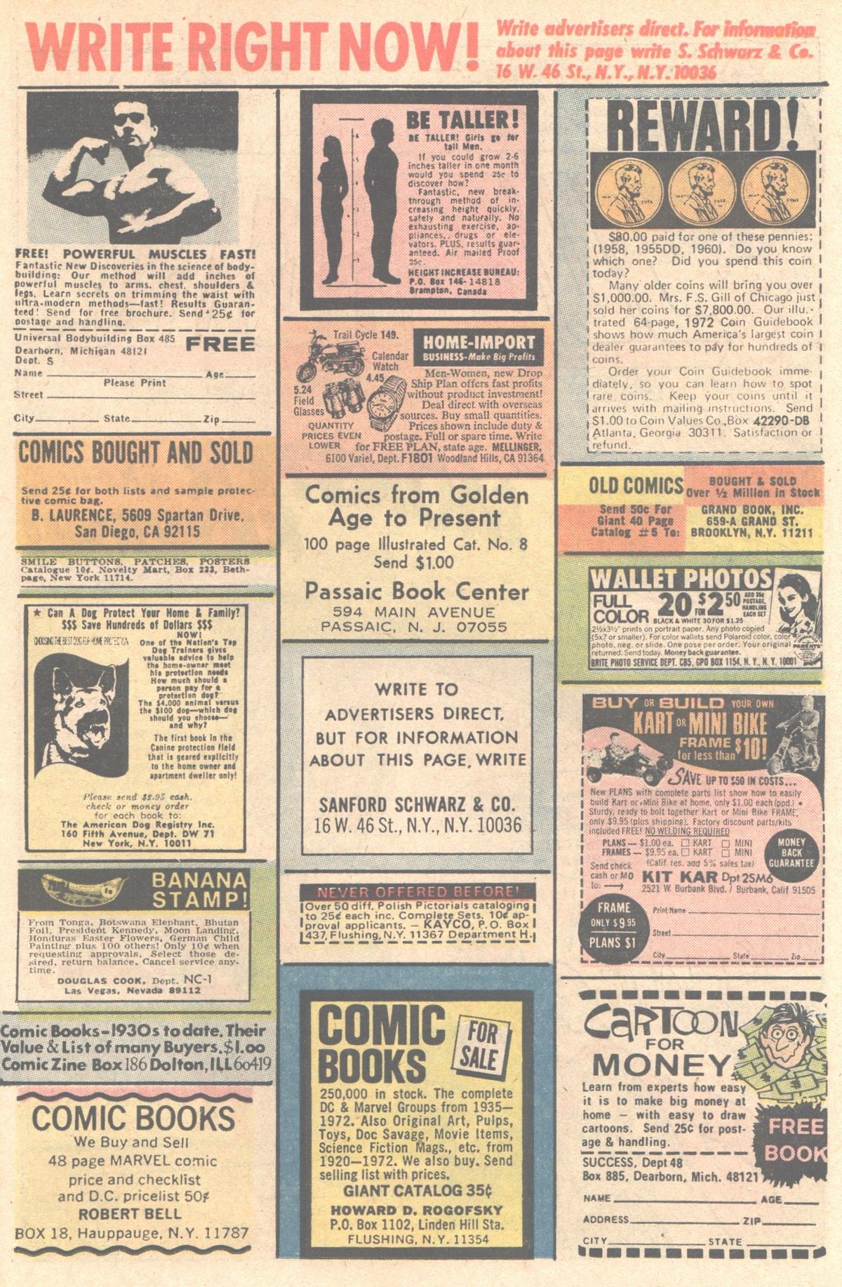 Read online Adventure Comics (1938) comic -  Issue #420 - 34