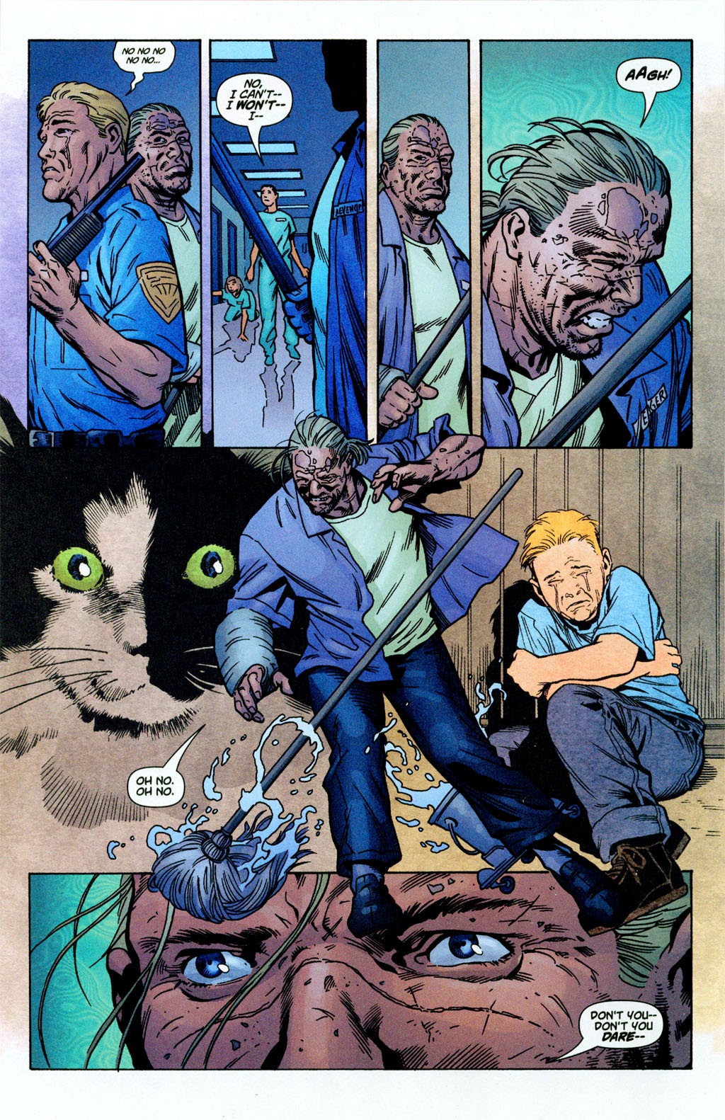 Bloodhound issue 7 - Page 8