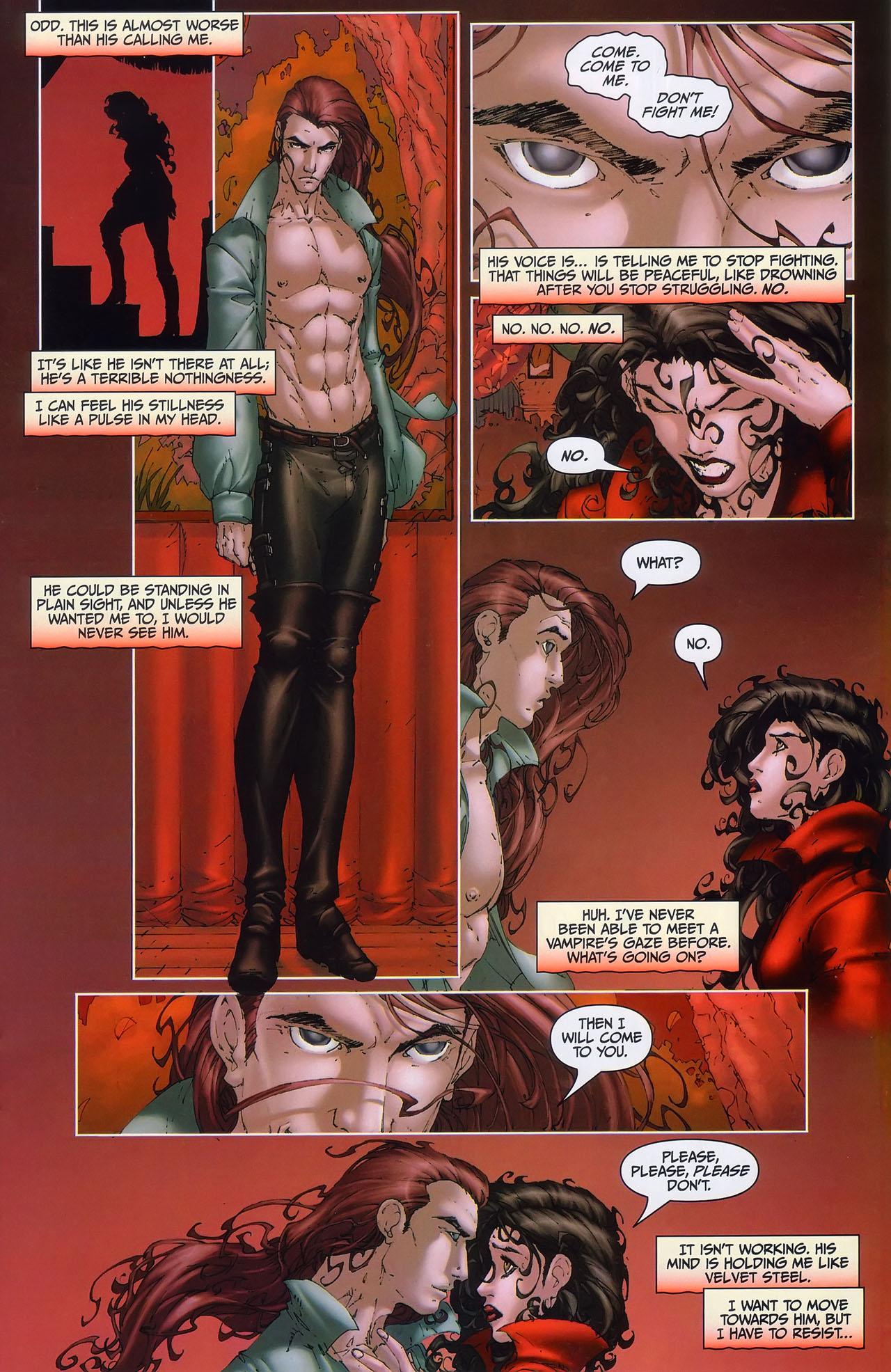 Read online Anita Blake, Vampire Hunter: Guilty Pleasures comic -  Issue #1 - 23