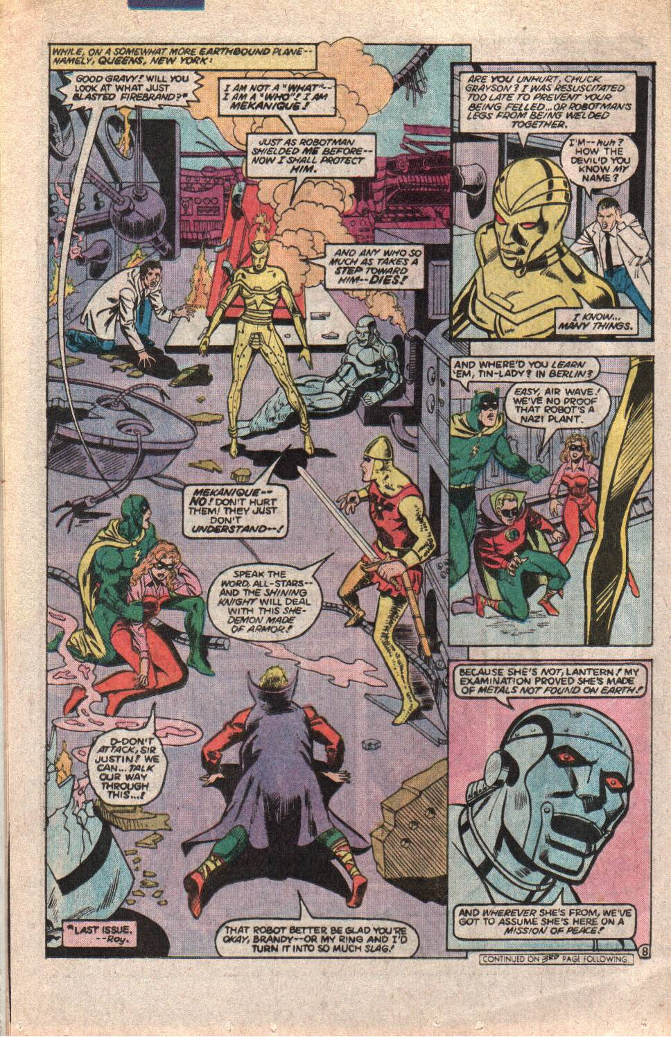 Read online All-Star Squadron comic -  Issue #60 - 12