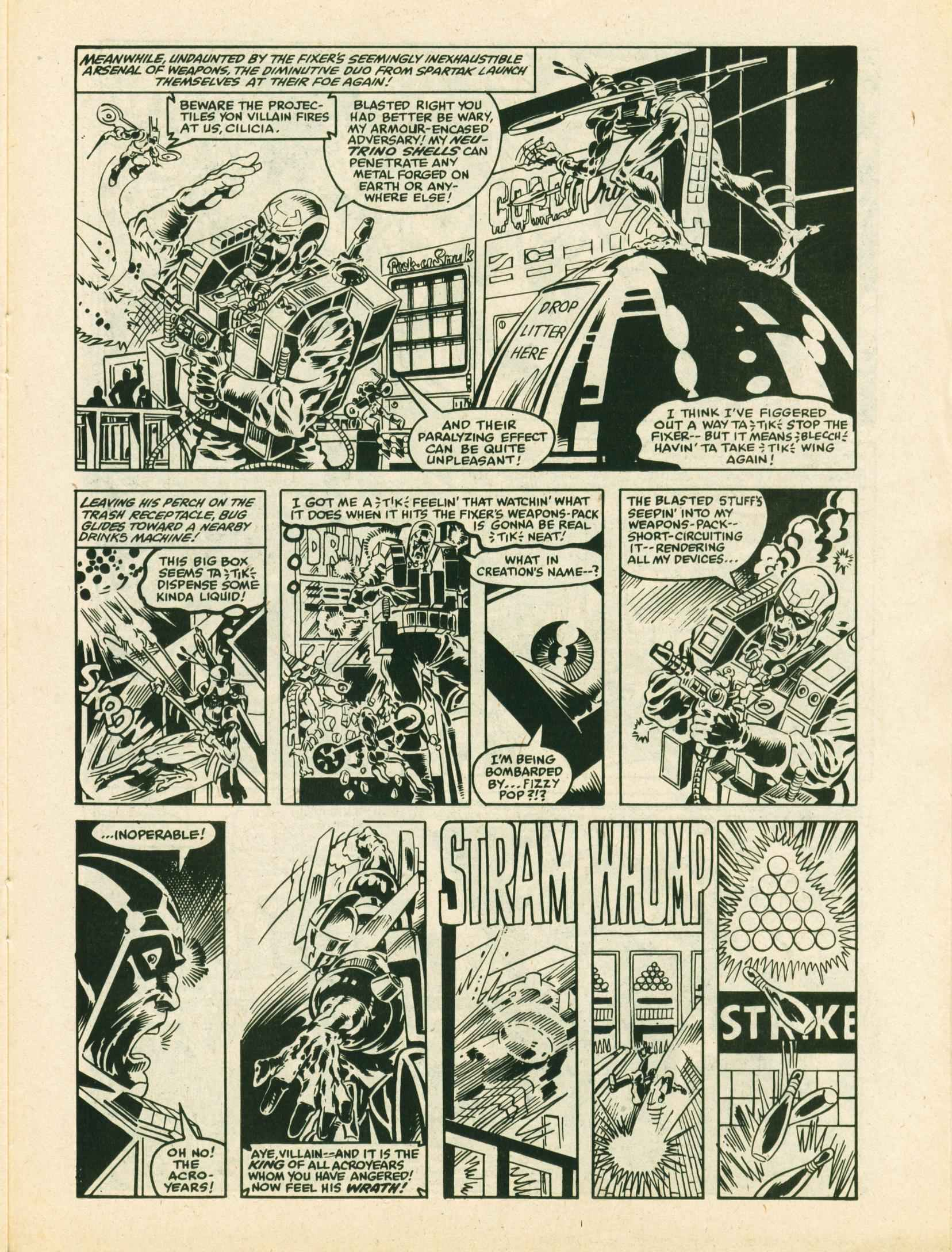 Read online Future Tense comic -  Issue #16 - 21