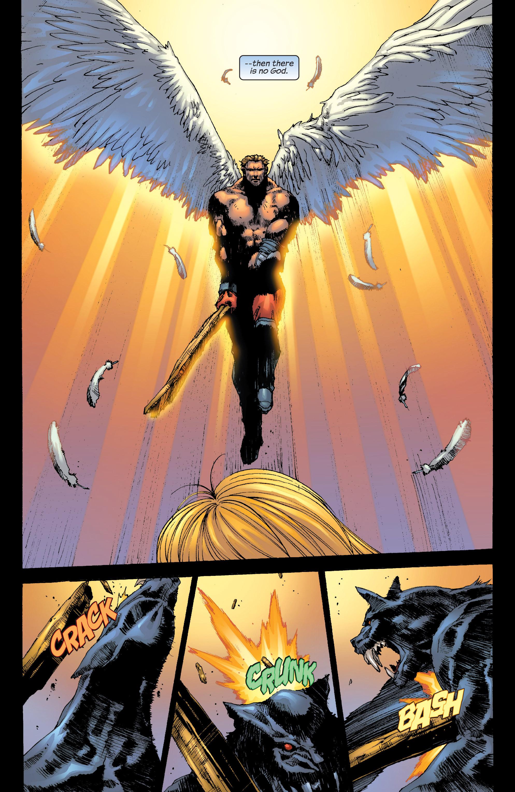 Read online Uncanny X-Men (1963) comic -  Issue #420 - 7