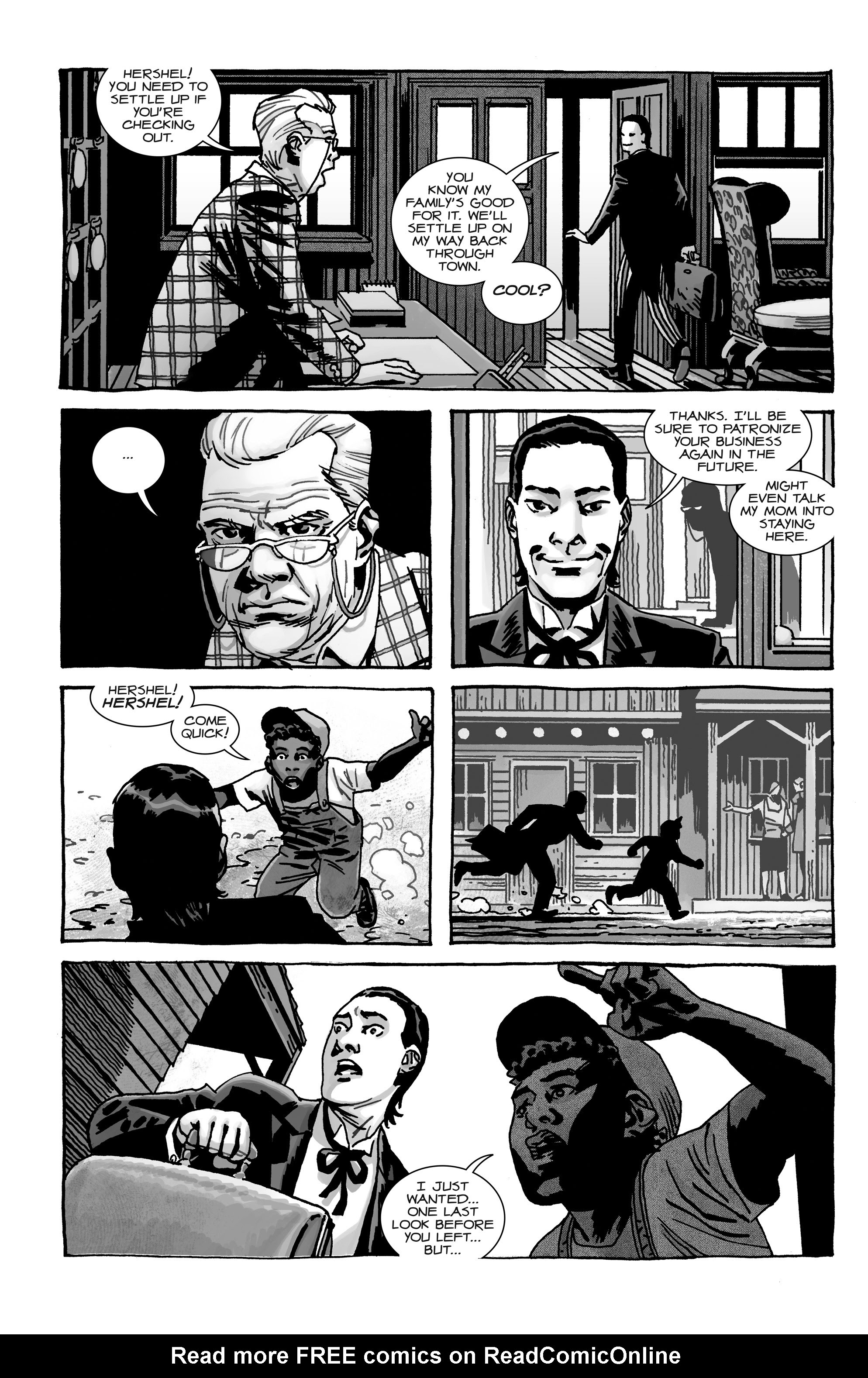 The Walking Dead 193 Page 28