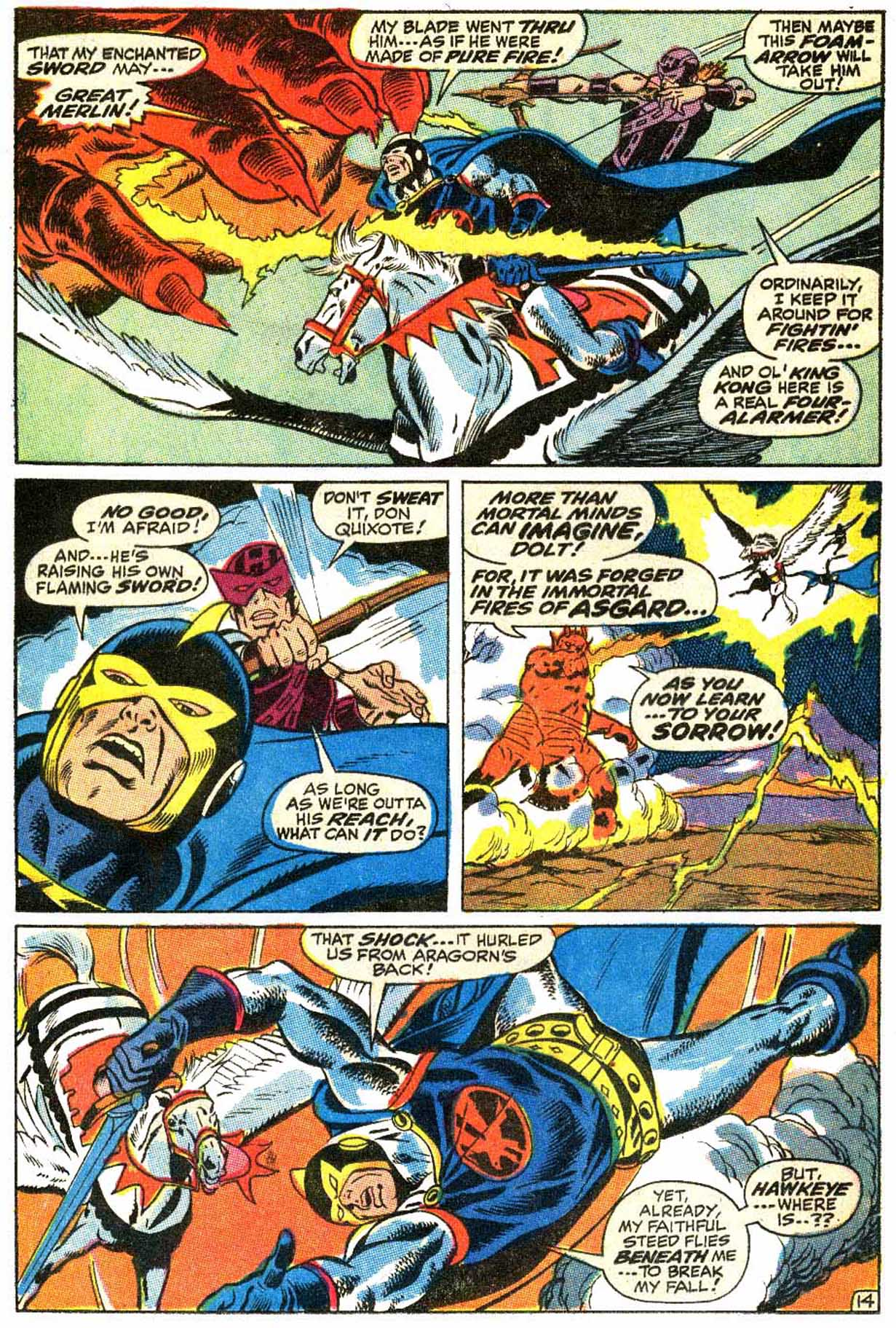 The Avengers (1963) 61 Page 14