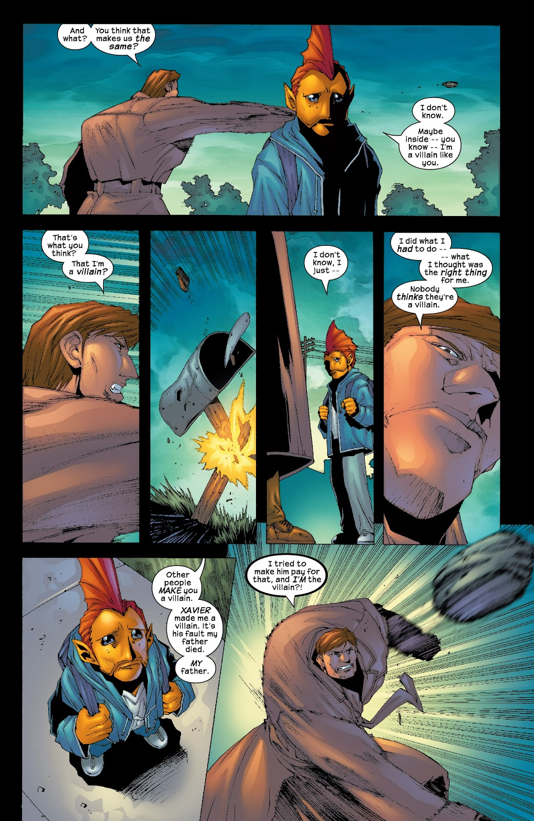 Read online X-Men: Unstoppable comic -  Issue # TPB (Part 2) - 60
