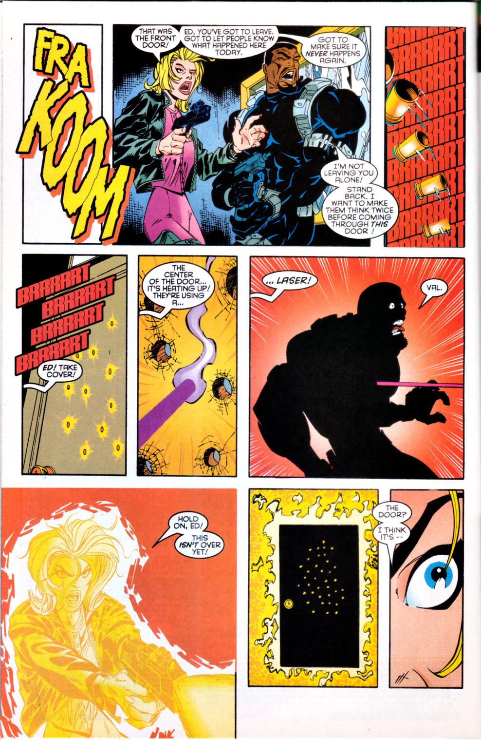 Read online X-Factor (1986) comic -  Issue #137 - 20