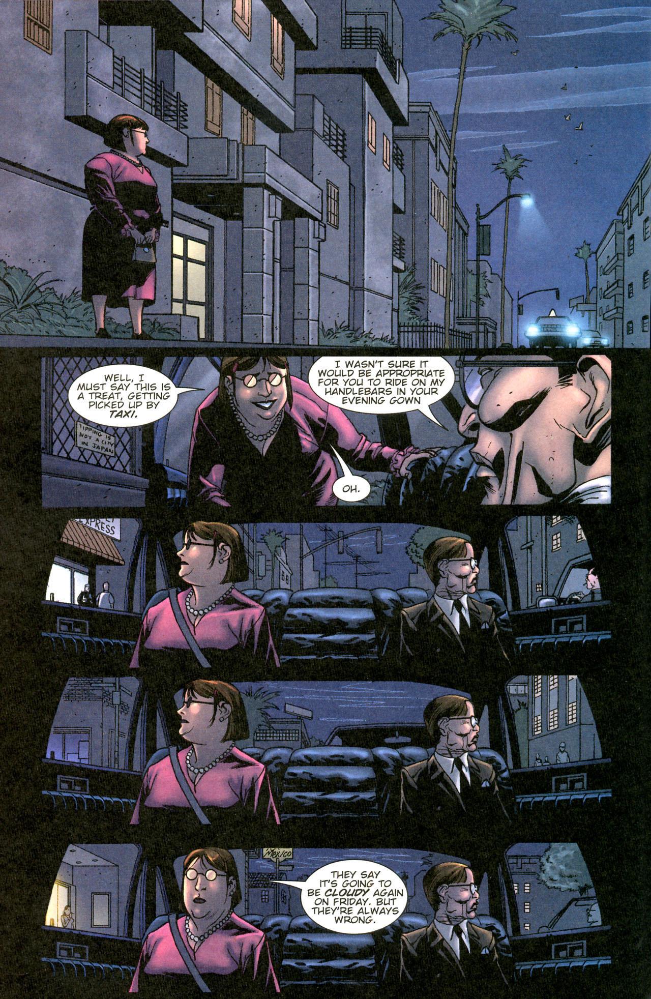 Read online The Exterminators comic -  Issue #11 - 8