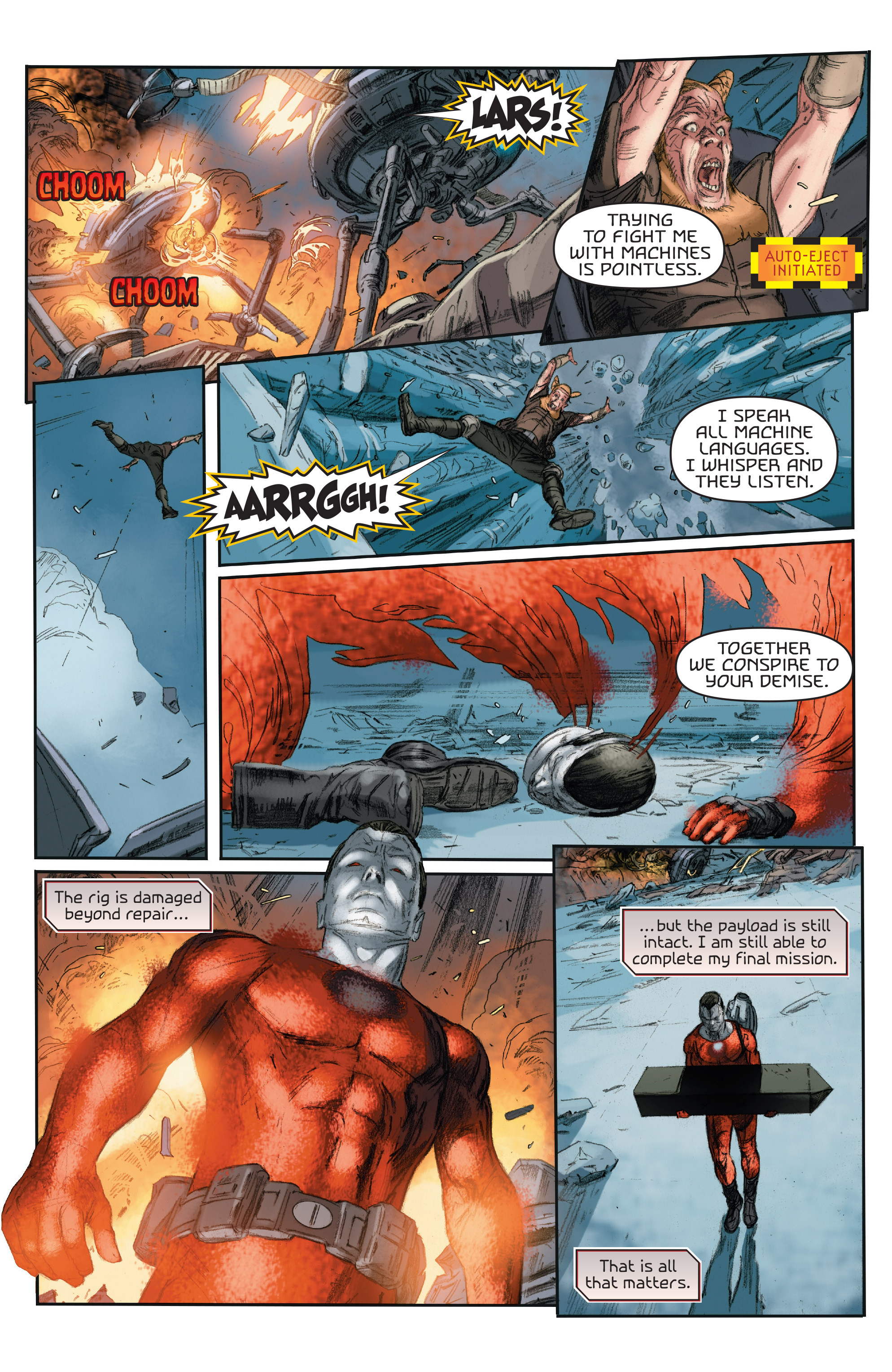 Read online 4001 A.D.: Bloodshot comic -  Issue #4001 A.D.: Bloodshot Full - 17