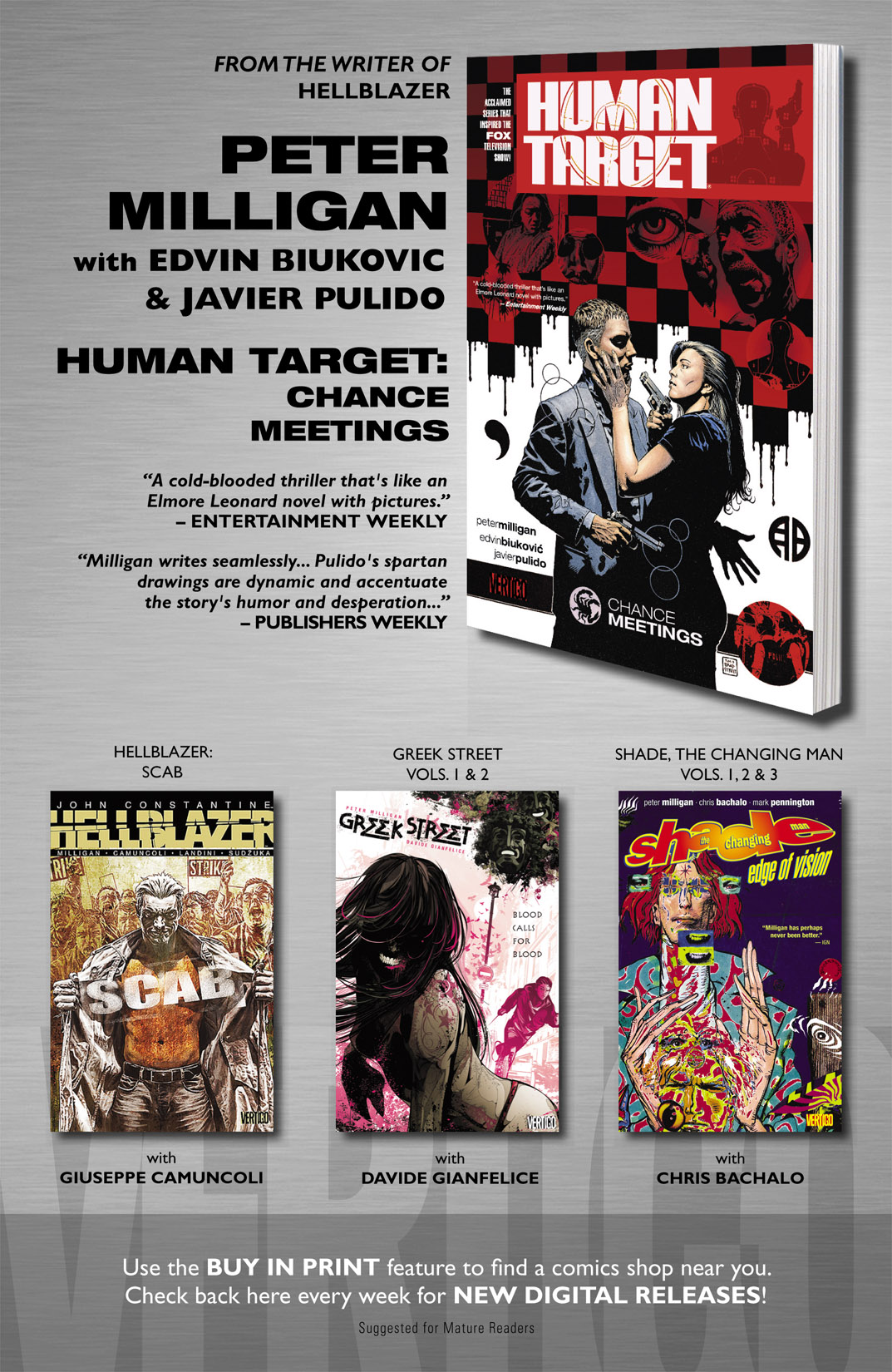 Read online Shade, the Changing Man comic -  Issue #13 - 26