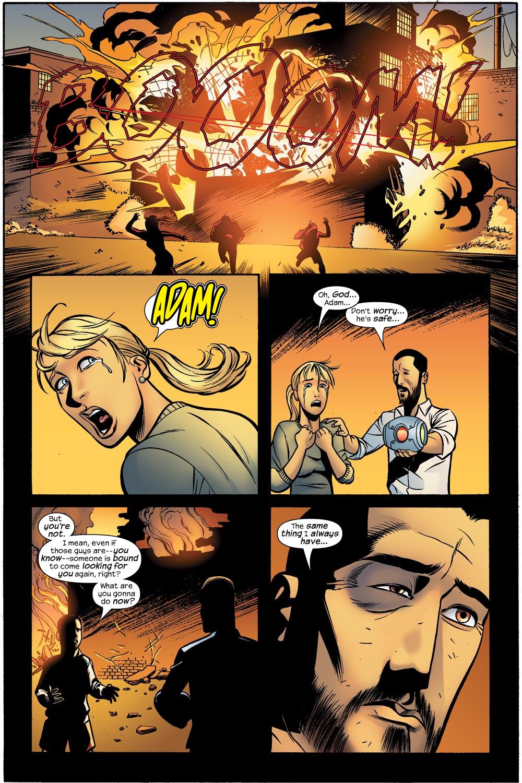 Read online Machine Teen comic -  Issue #5 - 21