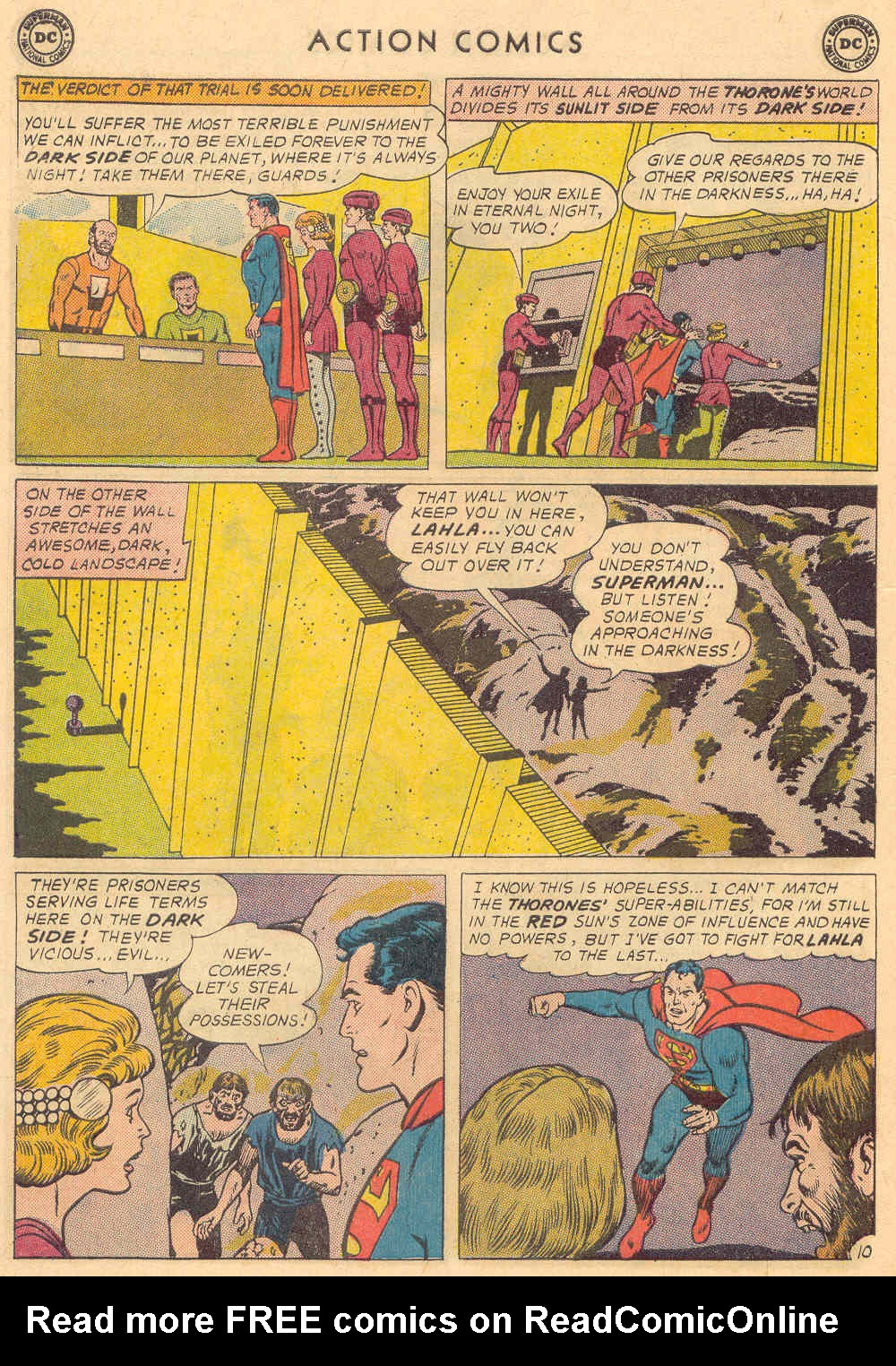 Read online Action Comics (1938) comic -  Issue #321 - 14