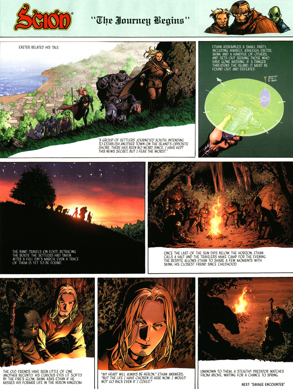 Read online Scion comic -  Issue #39 - 6