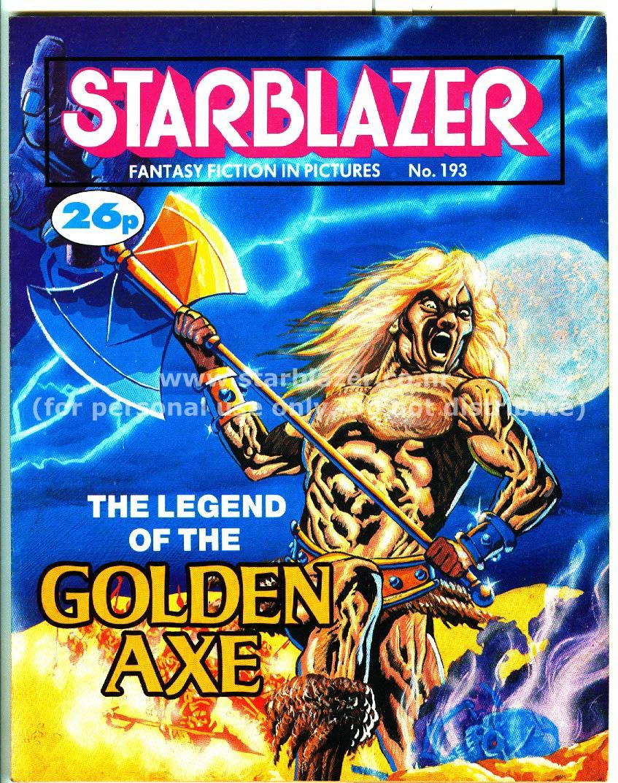 Starblazer issue 193 - Page 1