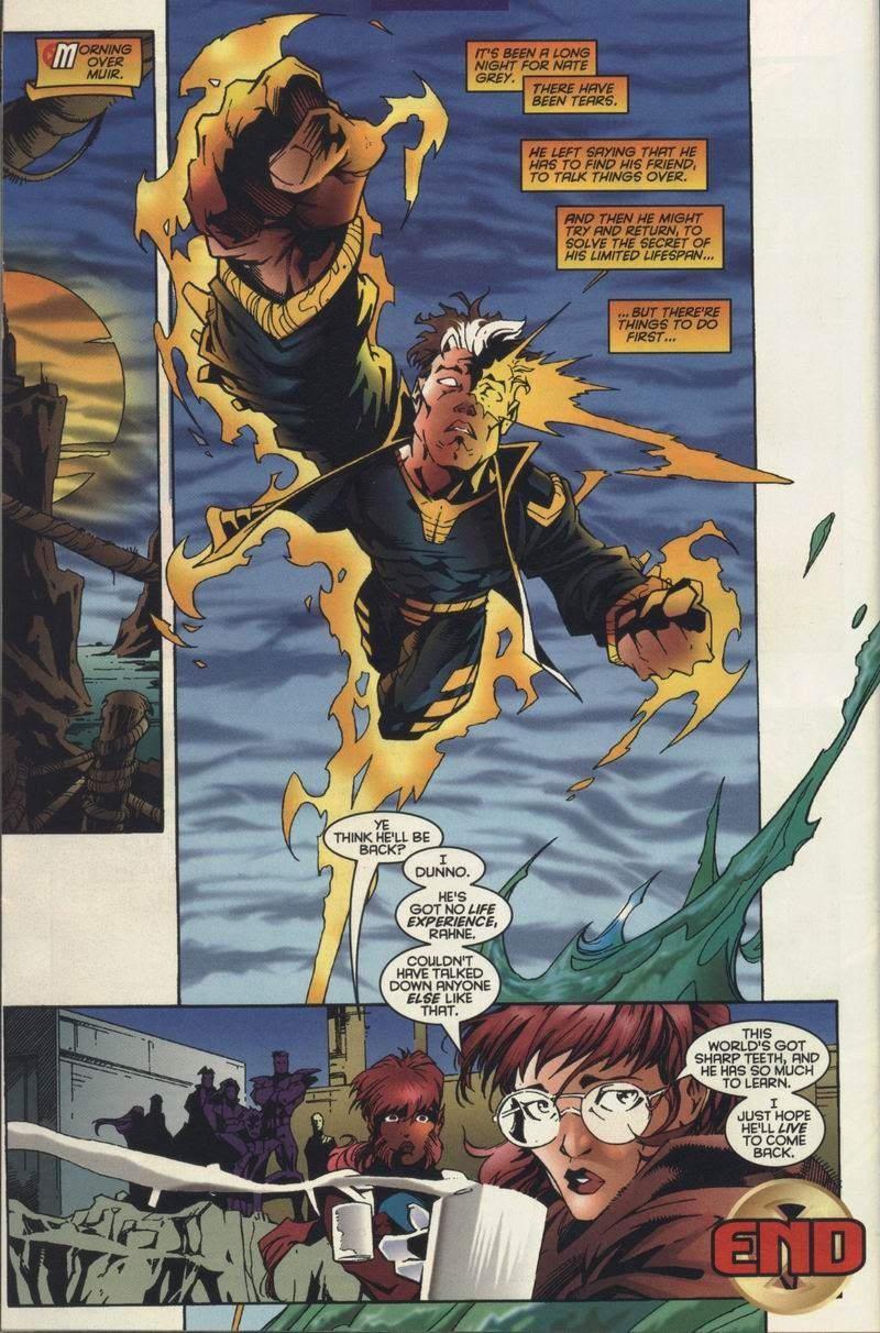 Excalibur (1988) issue 95 - Page 20