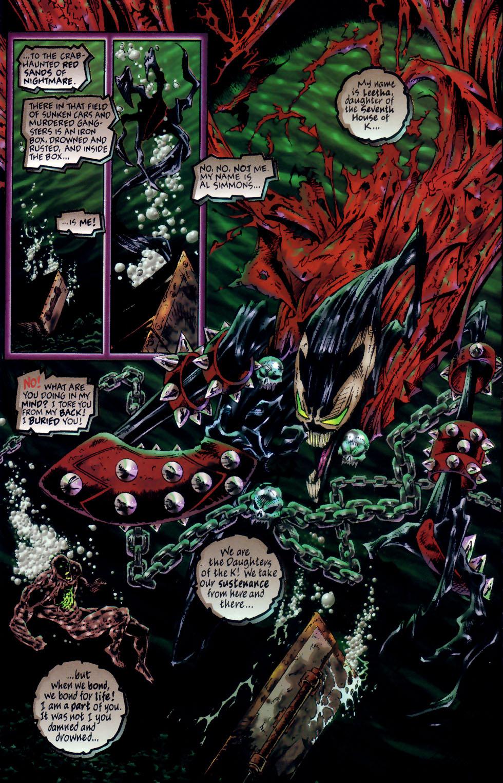 Comic Spawn: Blood Feud issue 2