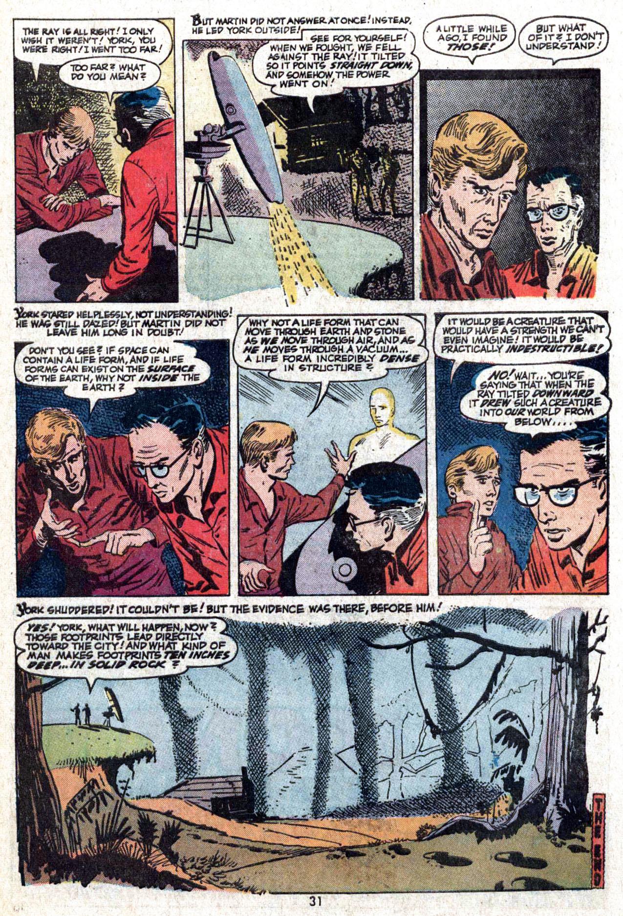 Read online Amazing Adventures (1970) comic -  Issue #22 - 31