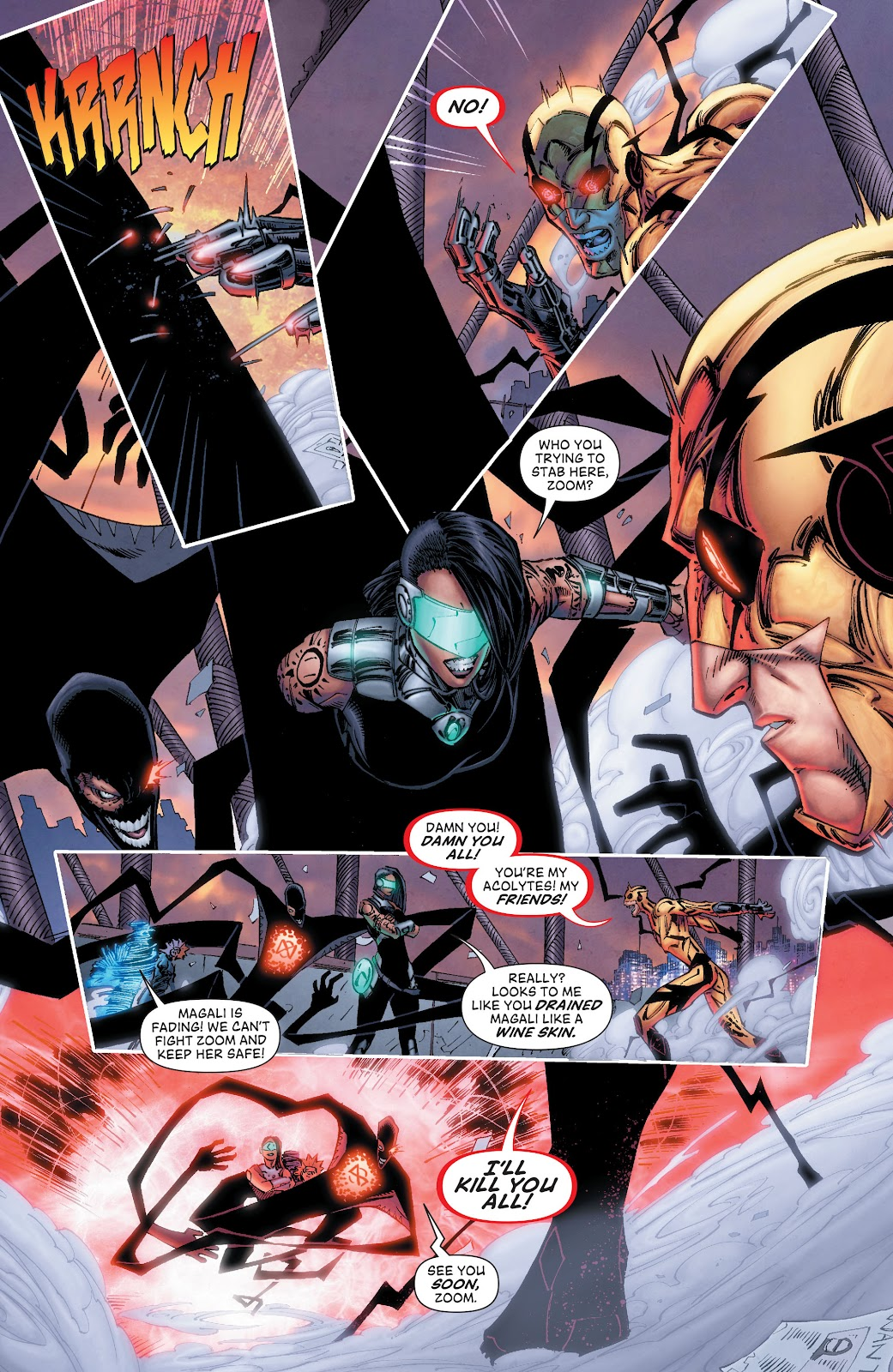 Read online The Flash (2011) comic -  Issue # _TPB 8 (Part 2) - 80