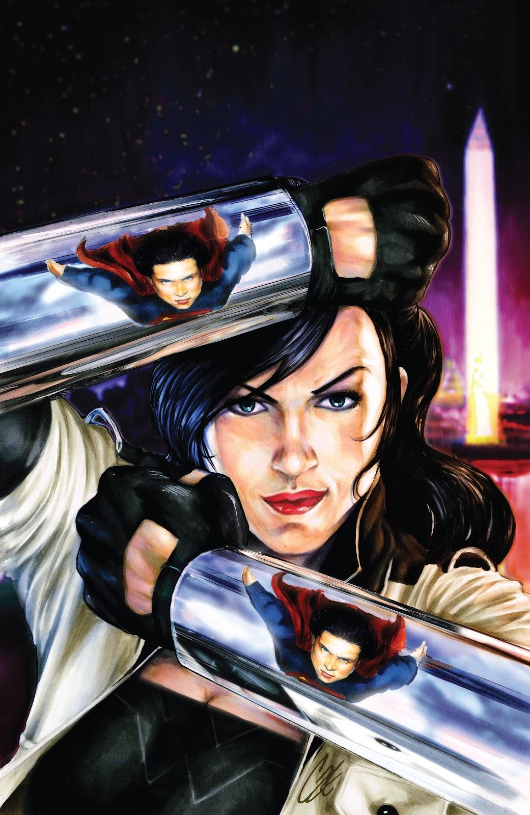 Read online Smallville Season 11 [II] comic -  Issue # TPB 5 - 5