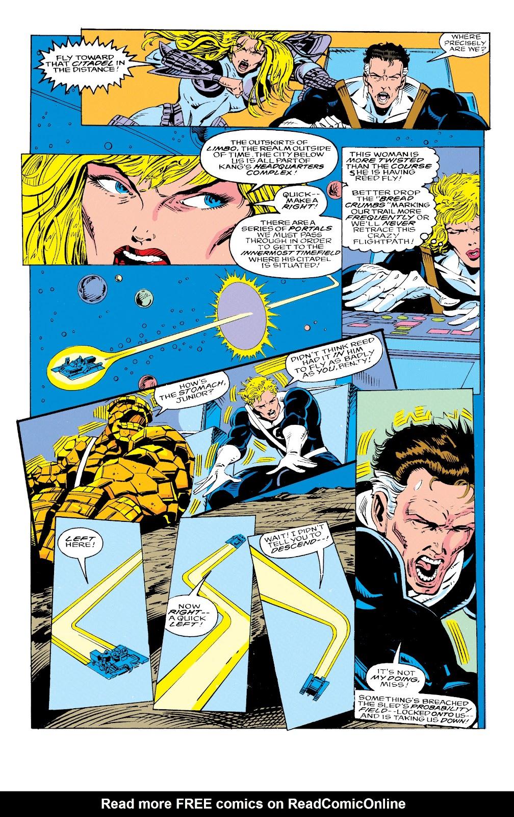 Read online Avengers: Citizen Kang comic -  Issue # TPB (Part 2) - 27