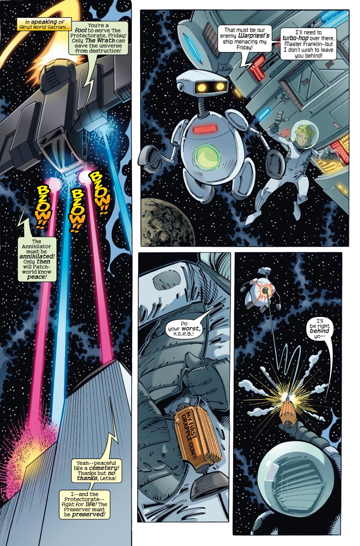 Read online Skrulls vs. Power Pack comic -  Issue #3 - 10