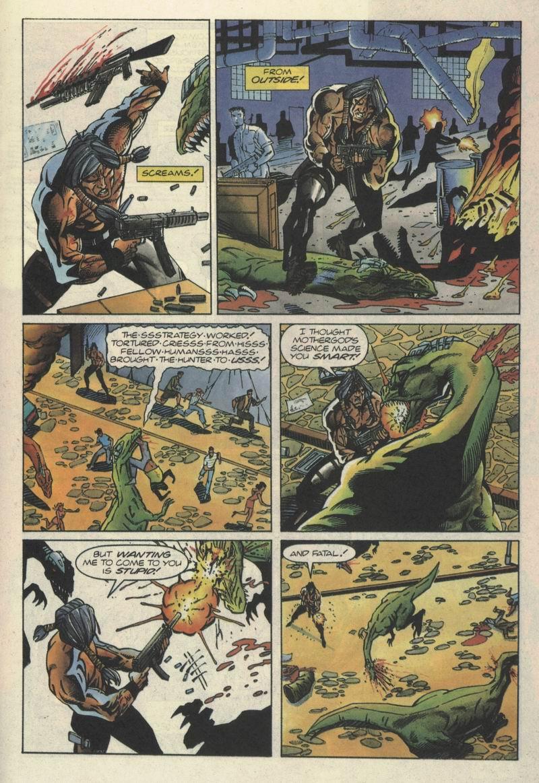 Read online Turok, Dinosaur Hunter (1993) comic -  Issue #2 - 18