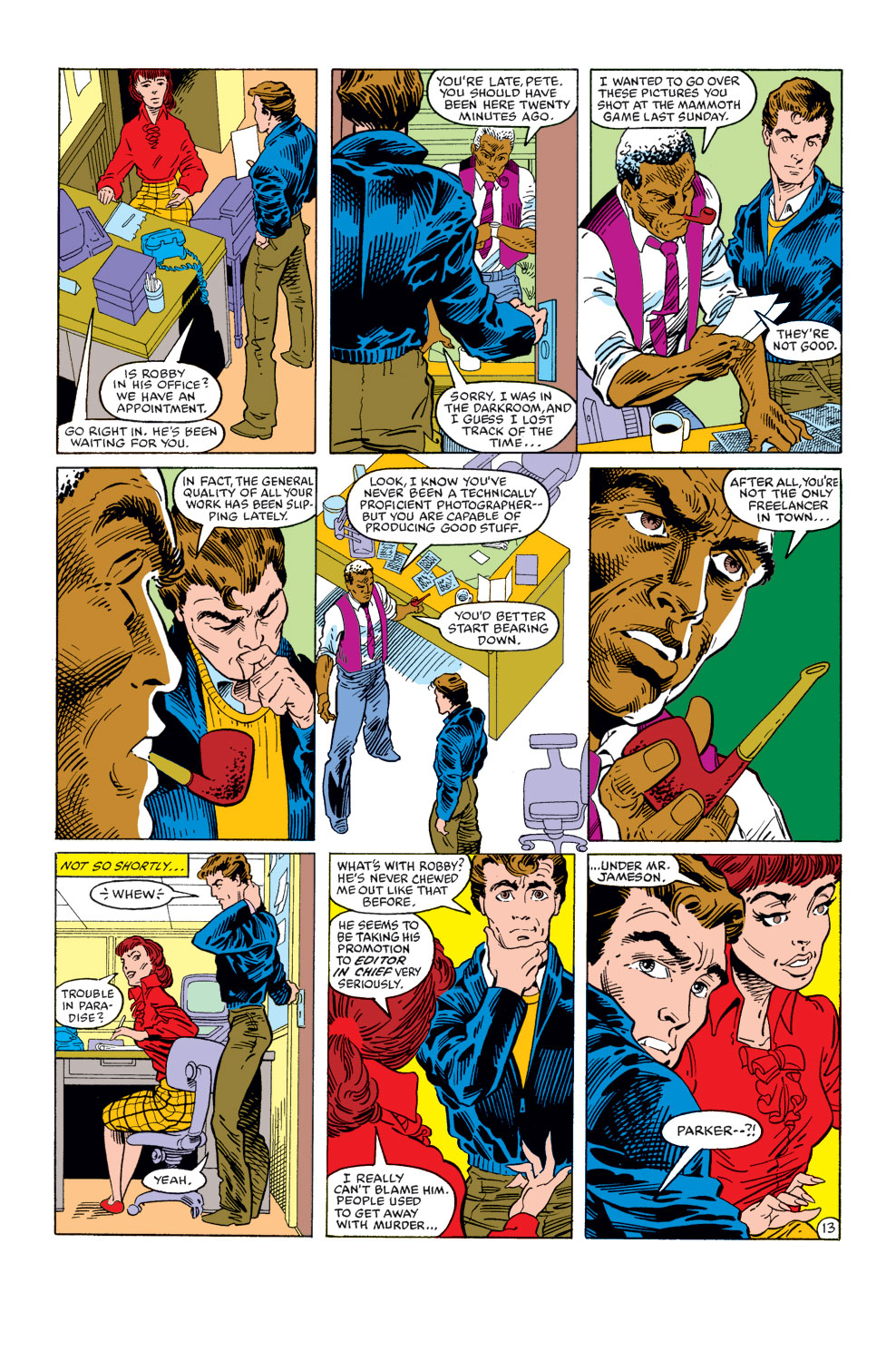 The Amazing Spider-Man (1963) 253 Page 13