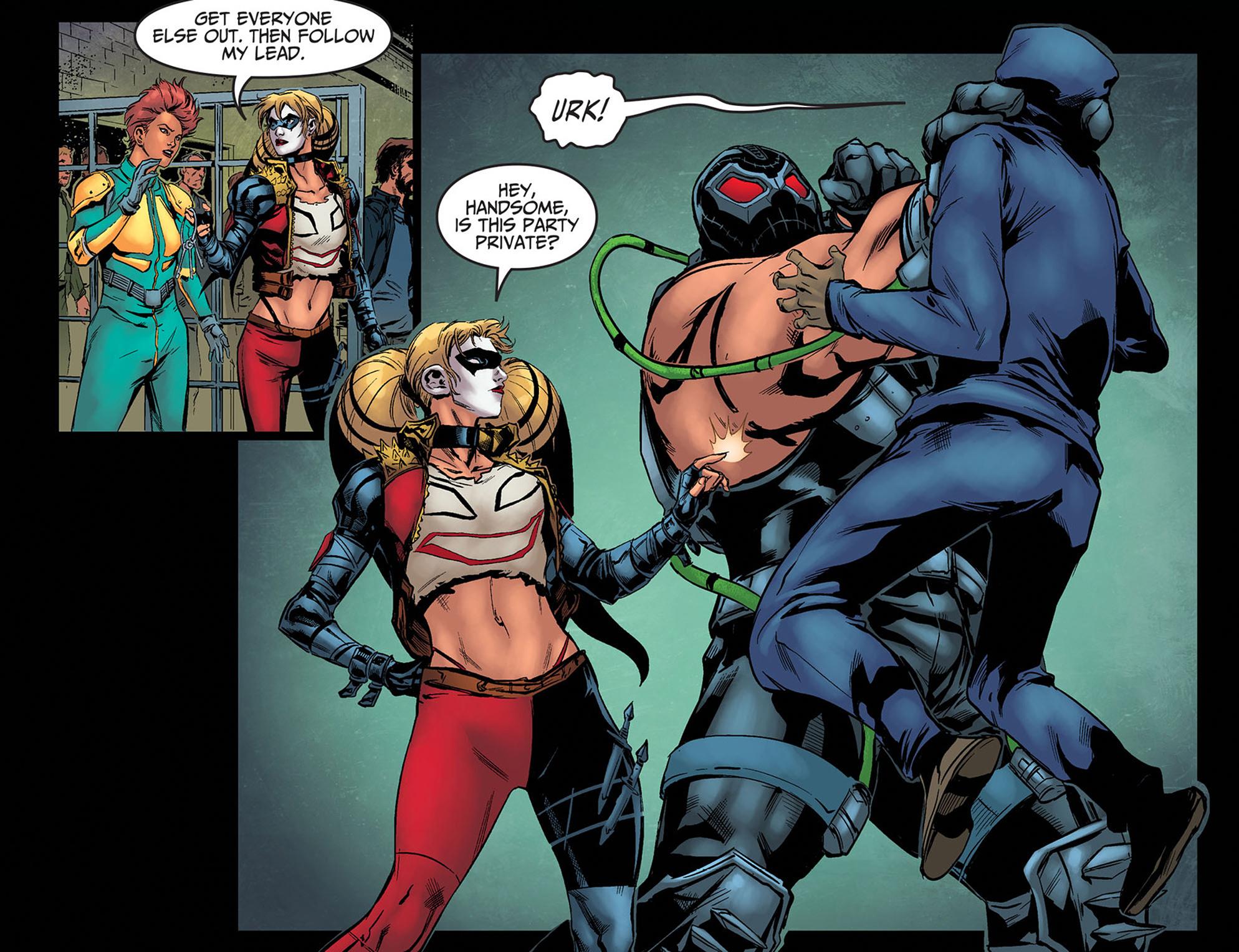 Read online Injustice: Ground Zero comic -  Issue #8 - 19
