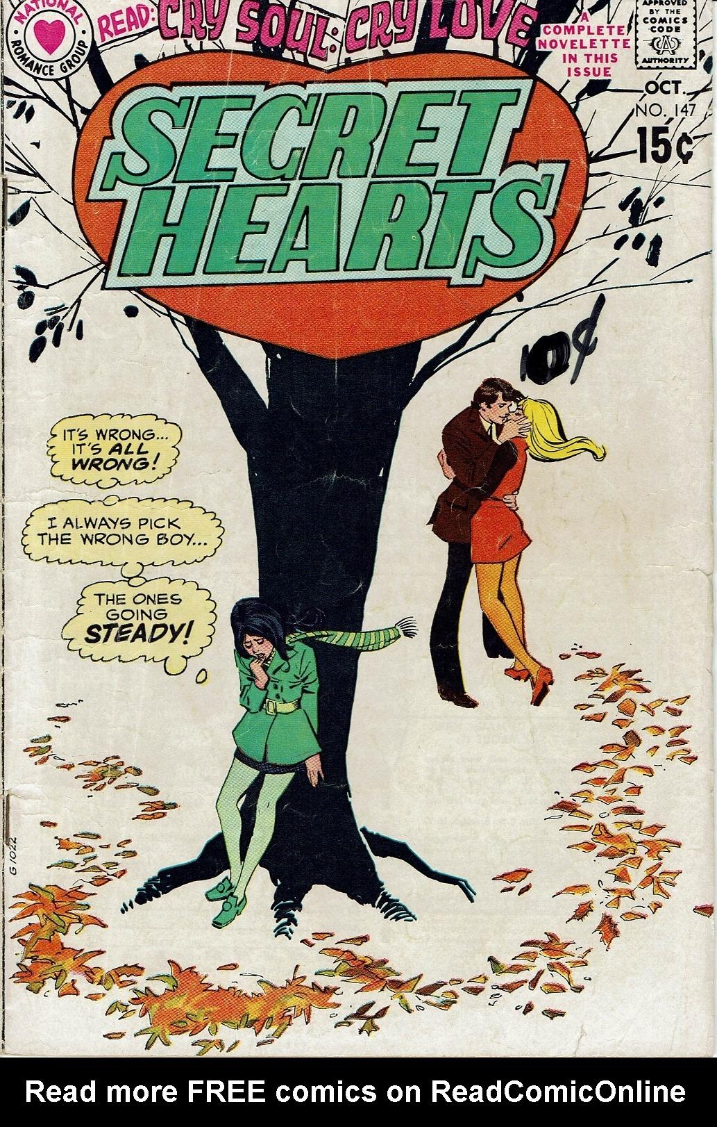 Secret Hearts 147 Page 1