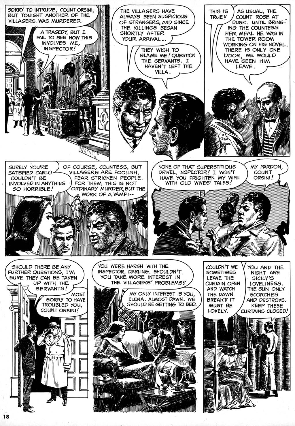 Creepy (1964) Issue #1 #1 - English 18