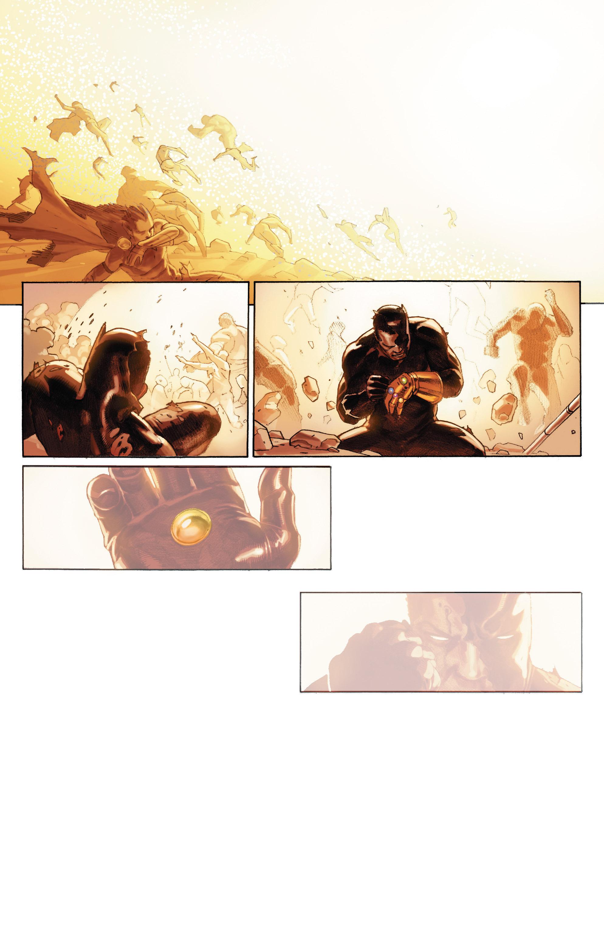 Read online Secret Wars comic -  Issue #9 - 23
