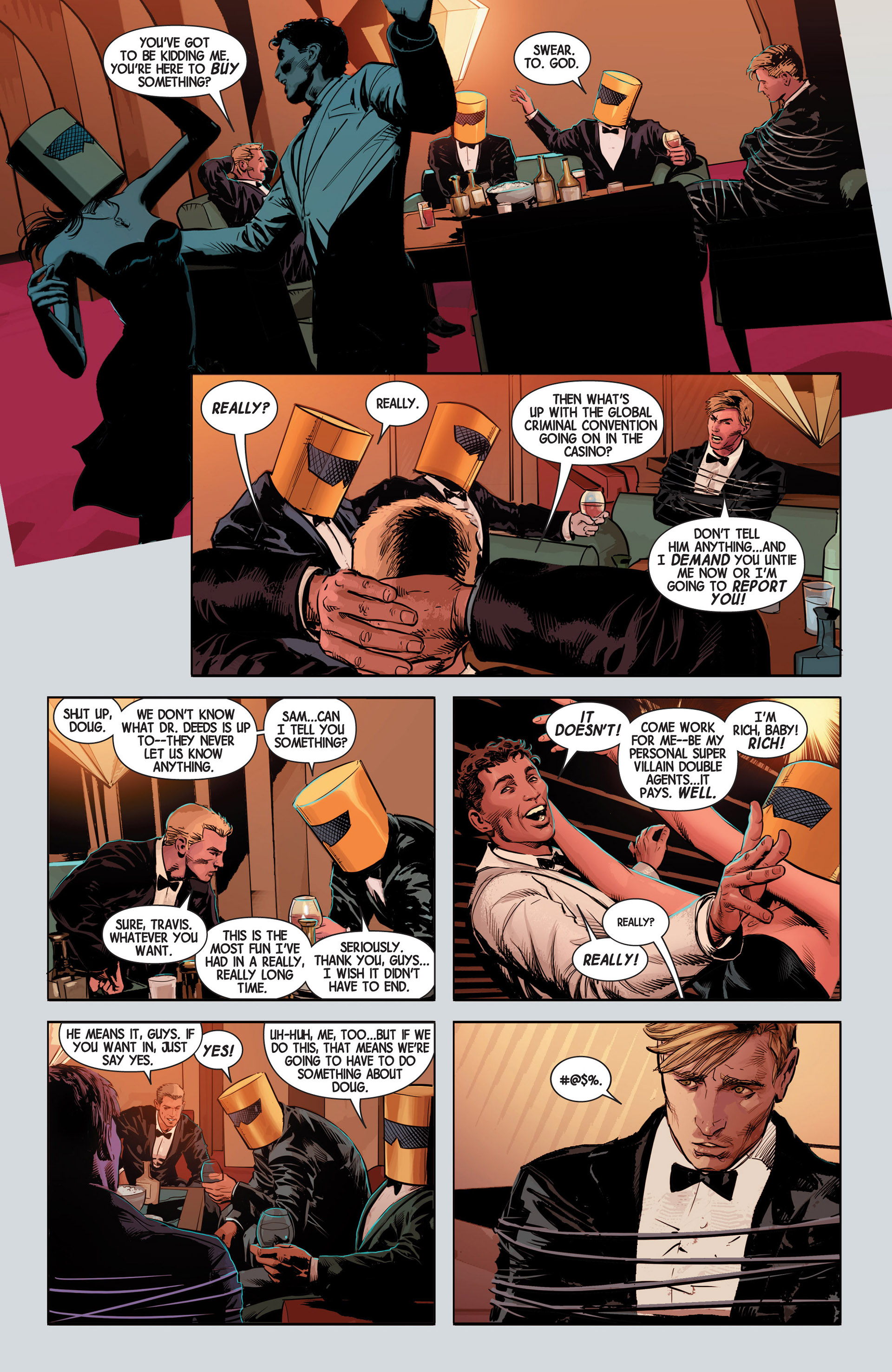 Read online Avengers (2013) comic -  Issue #11 - 20