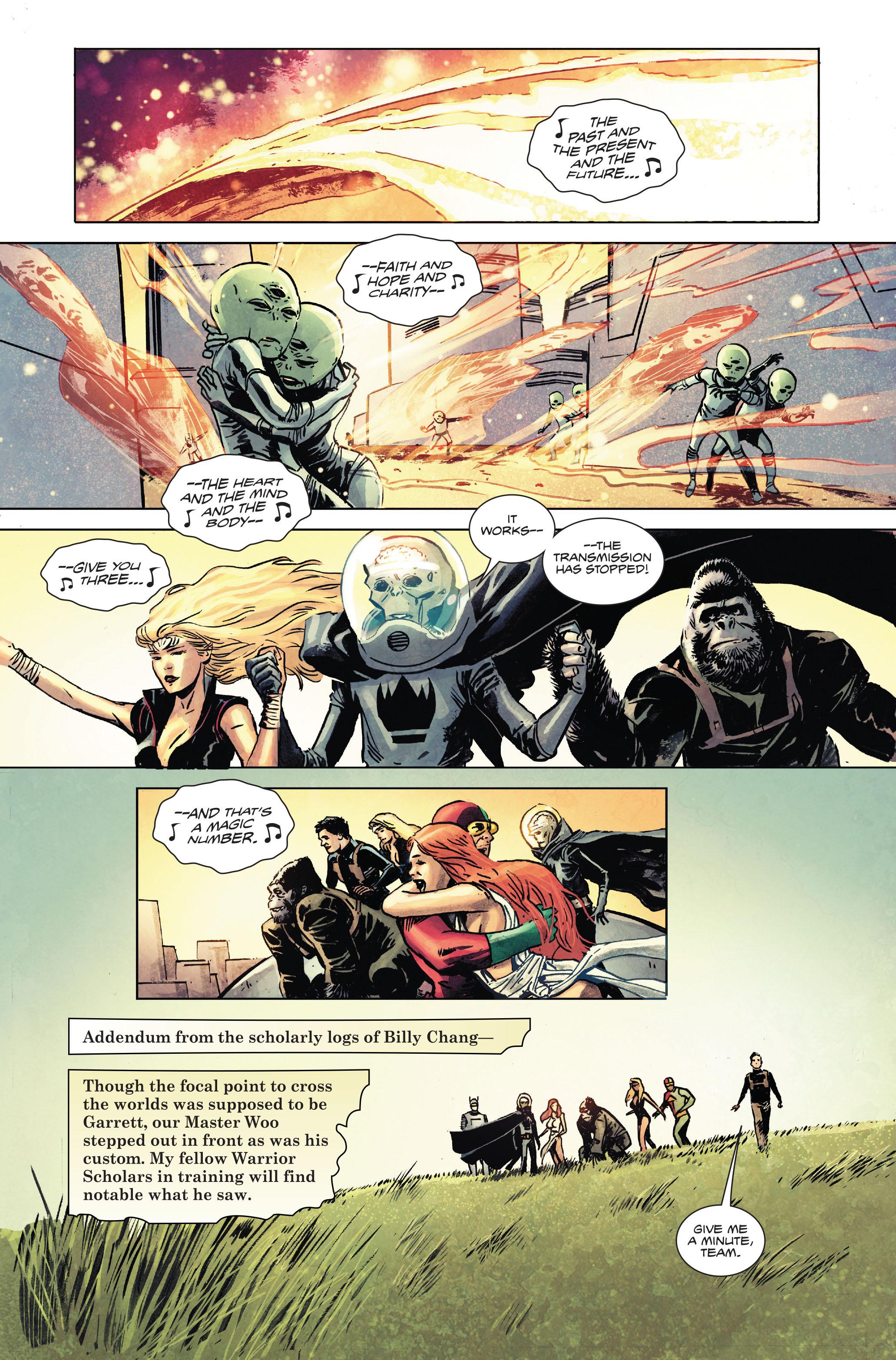 Read online Atlas comic -  Issue #5 - 23