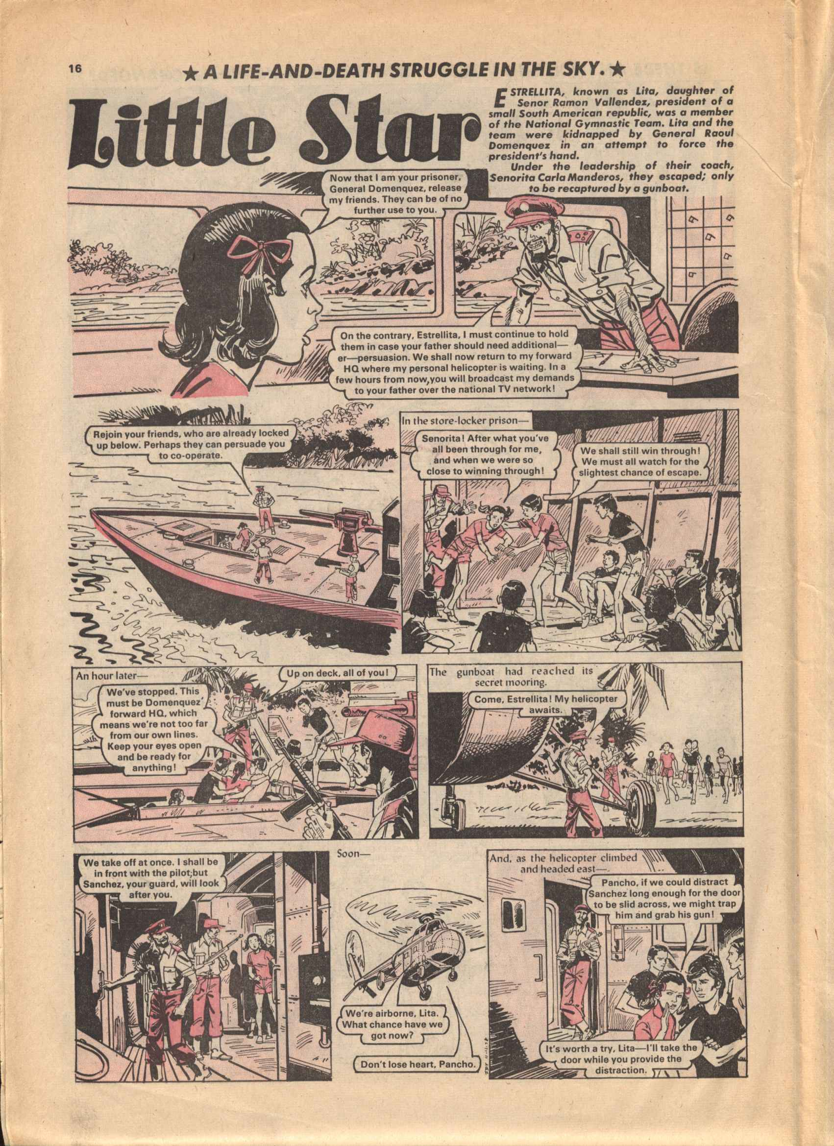 Read online Judy comic -  Issue #983 - 16