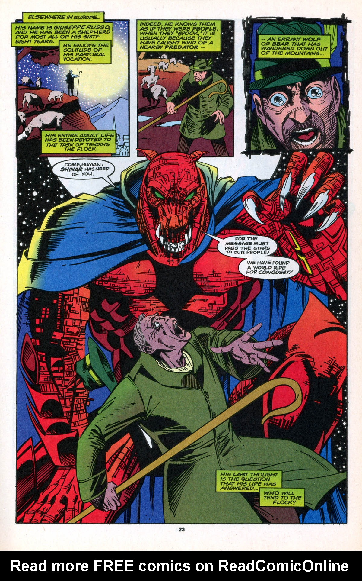 Read online X-Factor (1986) comic -  Issue #106 - 25