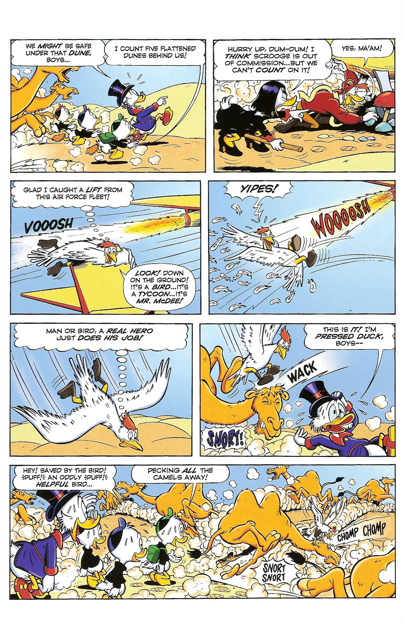 Read online Uncle Scrooge (1953) comic -  Issue #396 - 20
