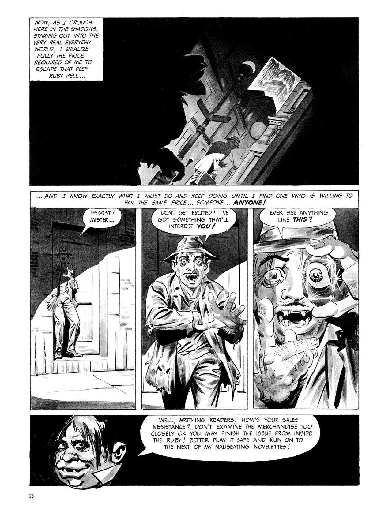 Read online Eerie Archives comic -  Issue # TPB 2 - 29