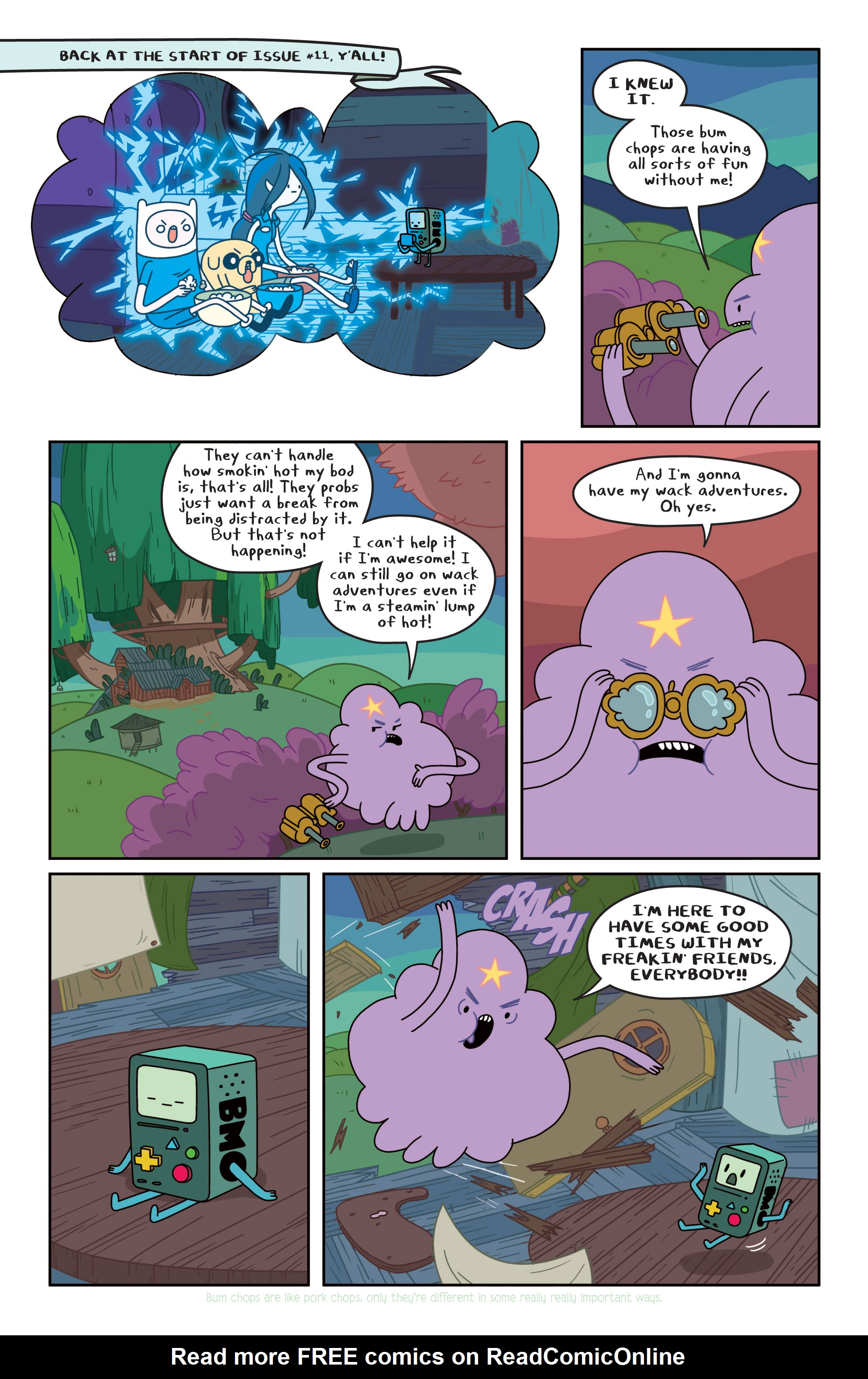 Adventure Time 12 Page 5