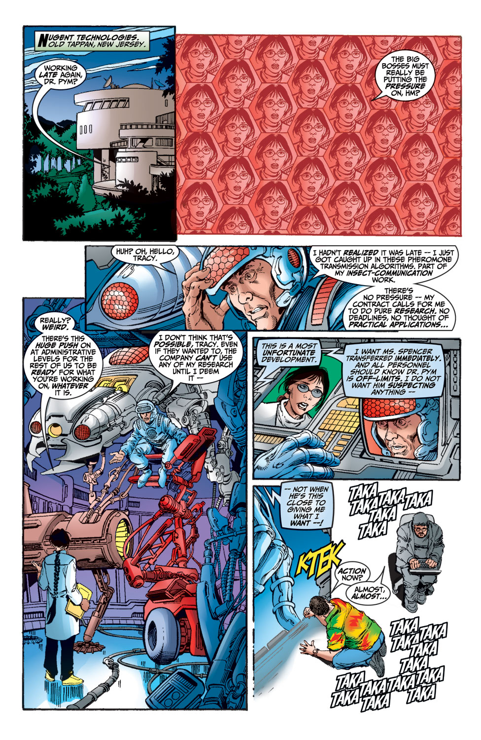 Read online Avengers (1998) comic -  Issue #14 - 12