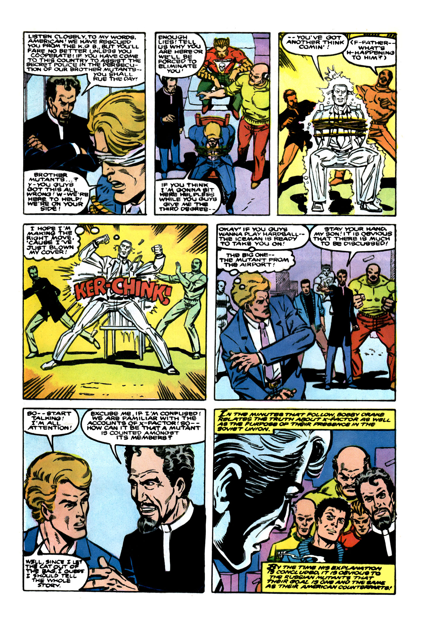 Read online X-Factor (1986) comic -  Issue # _ Annual 1 - 22