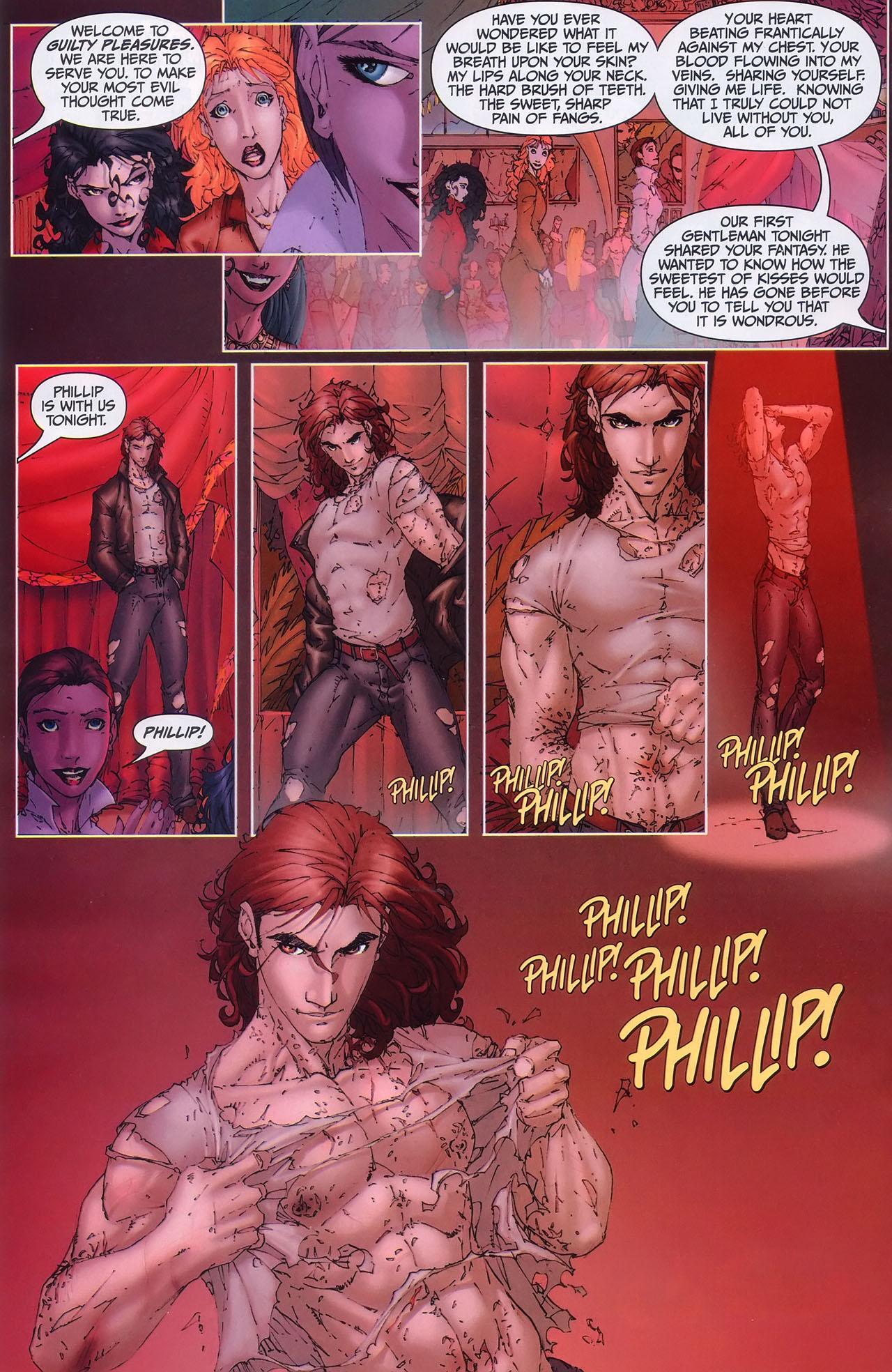 Read online Anita Blake, Vampire Hunter: Guilty Pleasures comic -  Issue #1 - 13