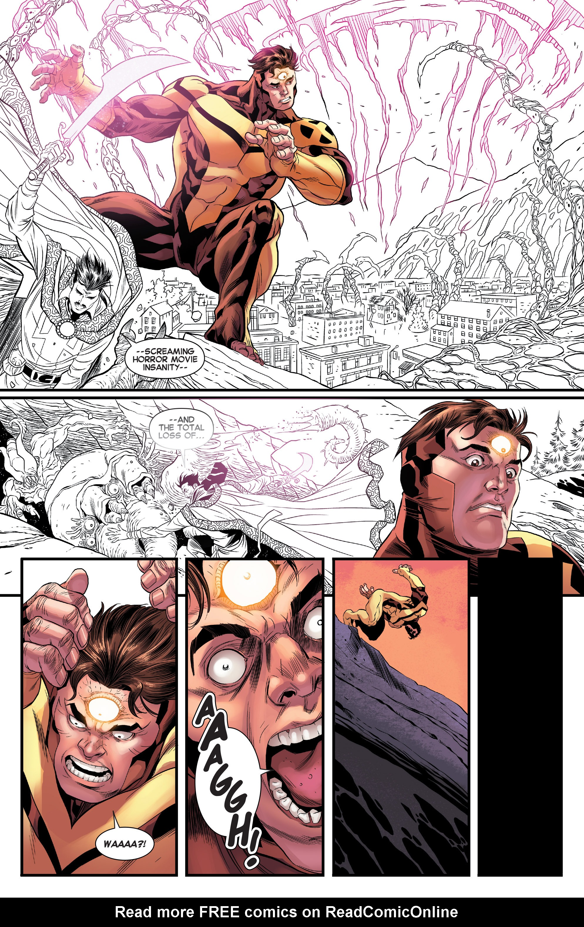 Read online All-New X-Men (2016) comic -  Issue #8 - 11