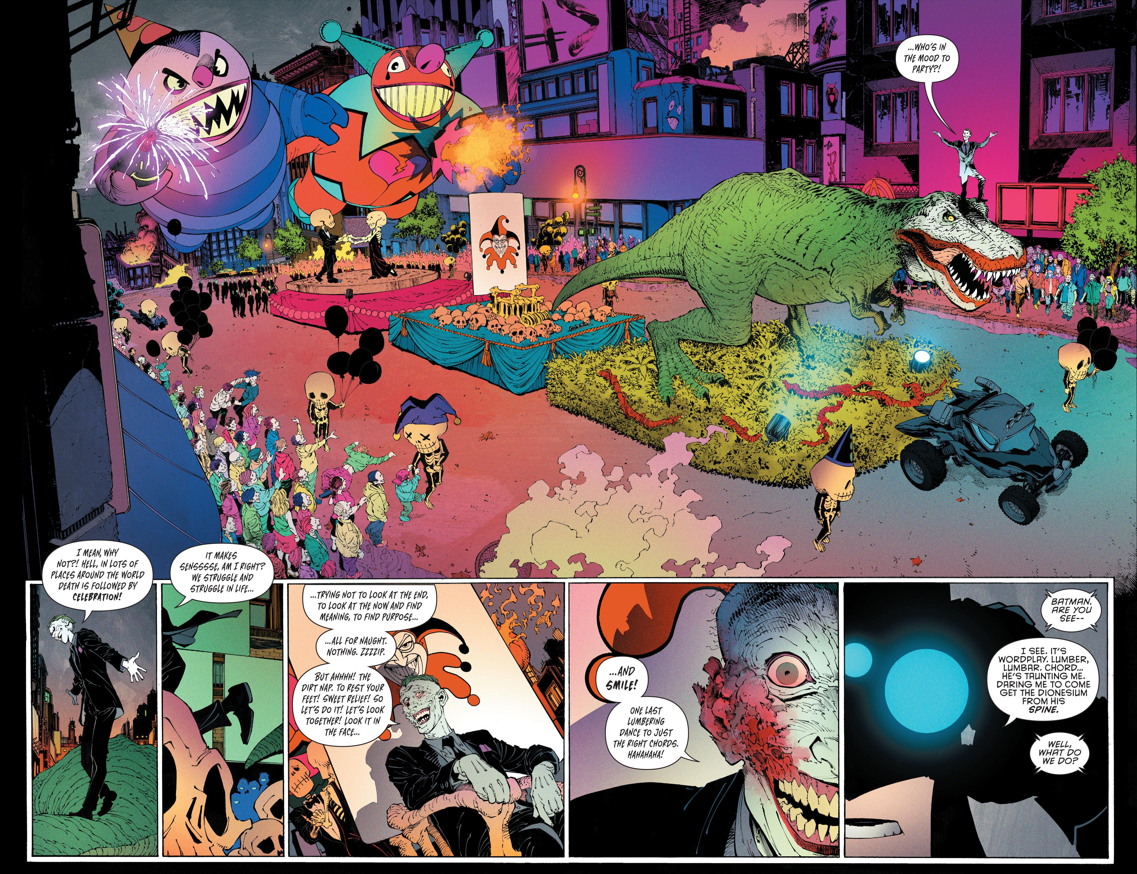 Read online Batman (2011) comic -  Issue # _TPB 7 - 116