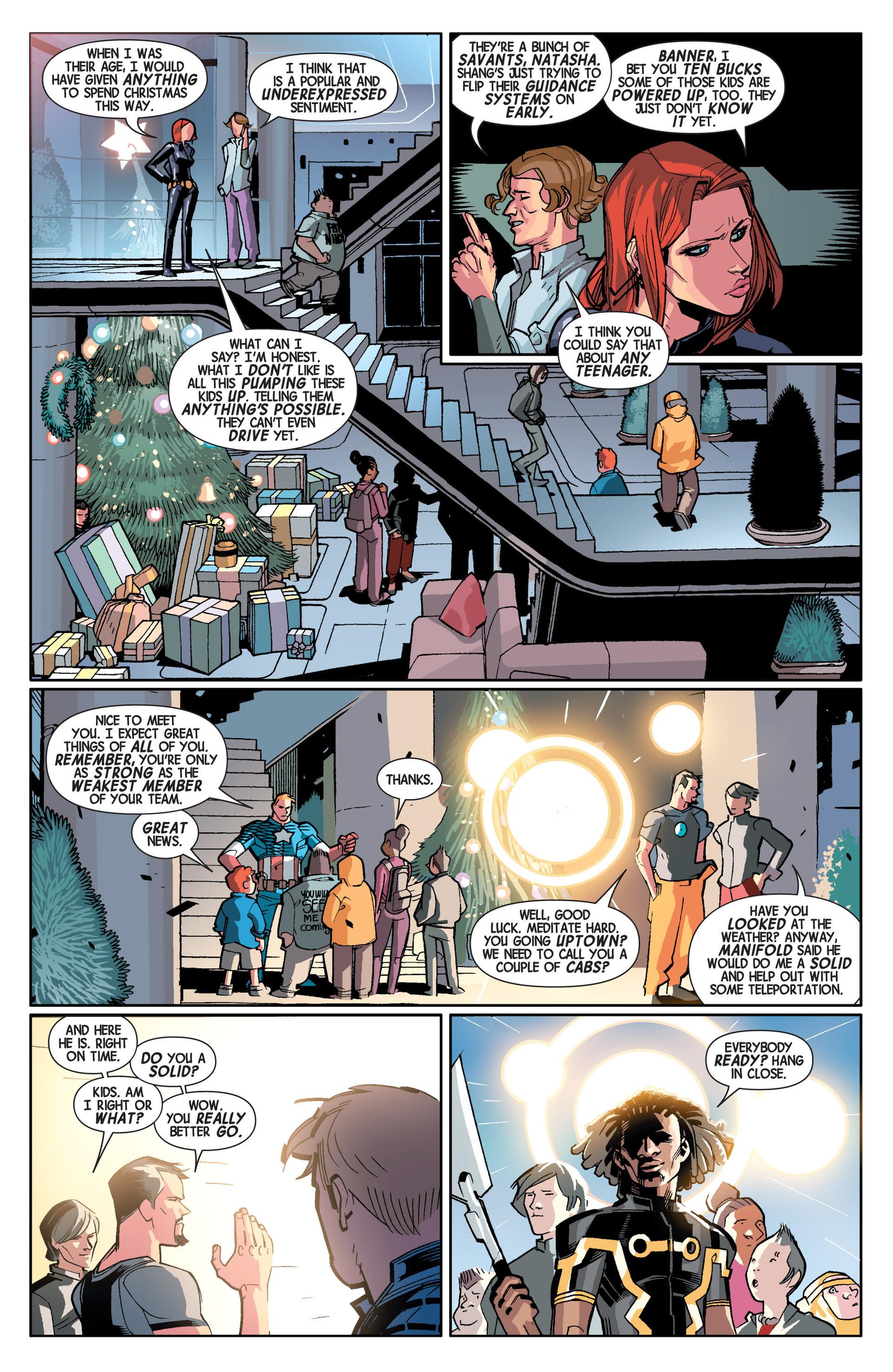 Read online Avengers (2013) comic -  Issue #Avengers (2013) _Annual 1 - 6