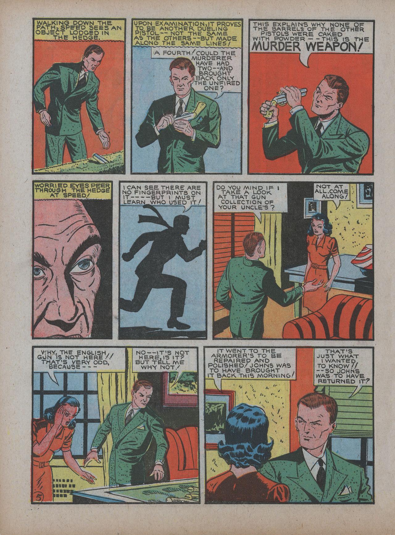 Read online Detective Comics (1937) comic -  Issue #48 - 42