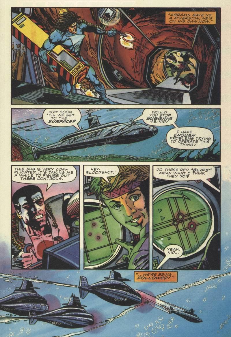 Read online Secret Weapons comic -  Issue #10 - 9