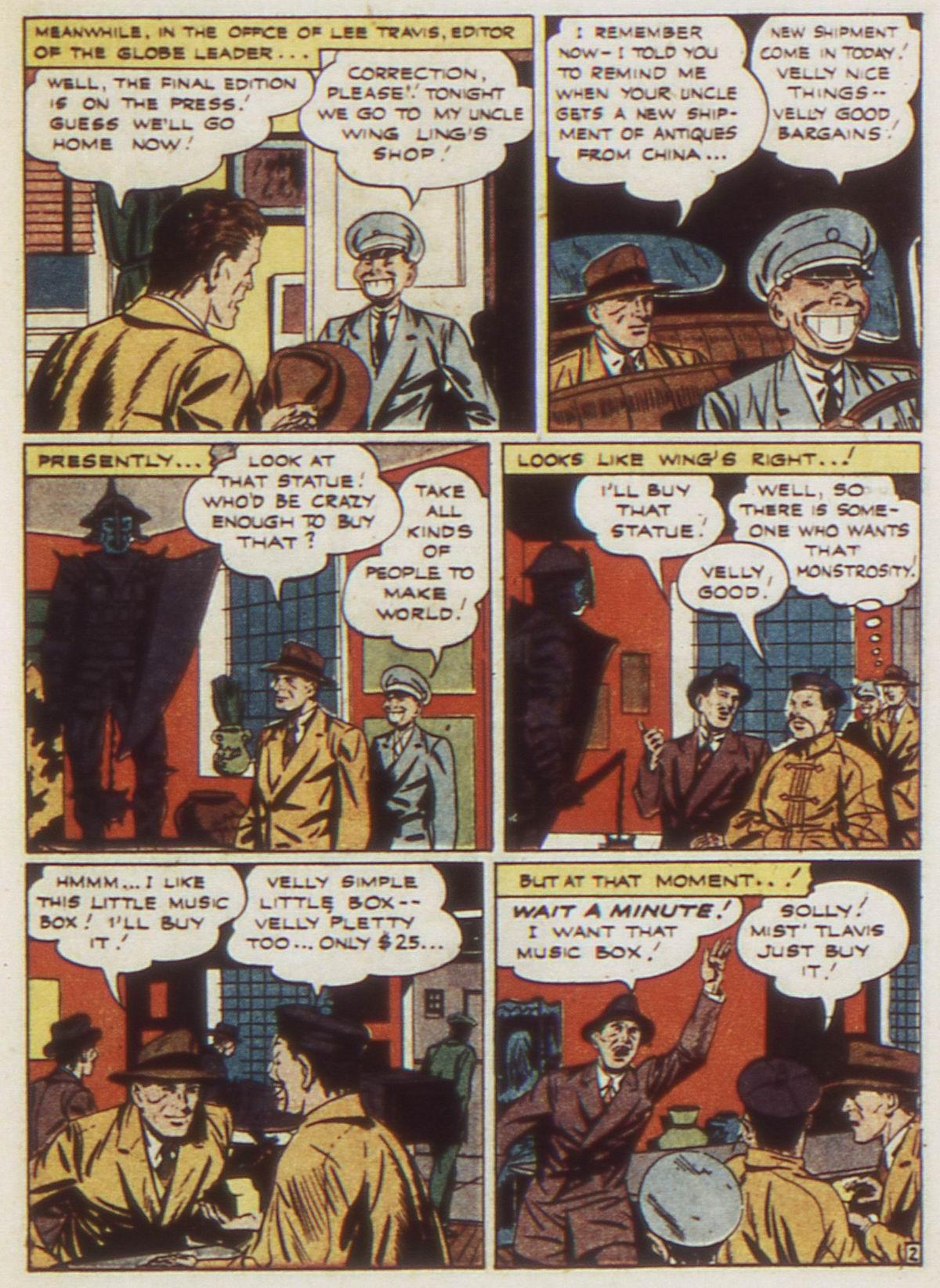 Read online Detective Comics (1937) comic -  Issue #87 - 31